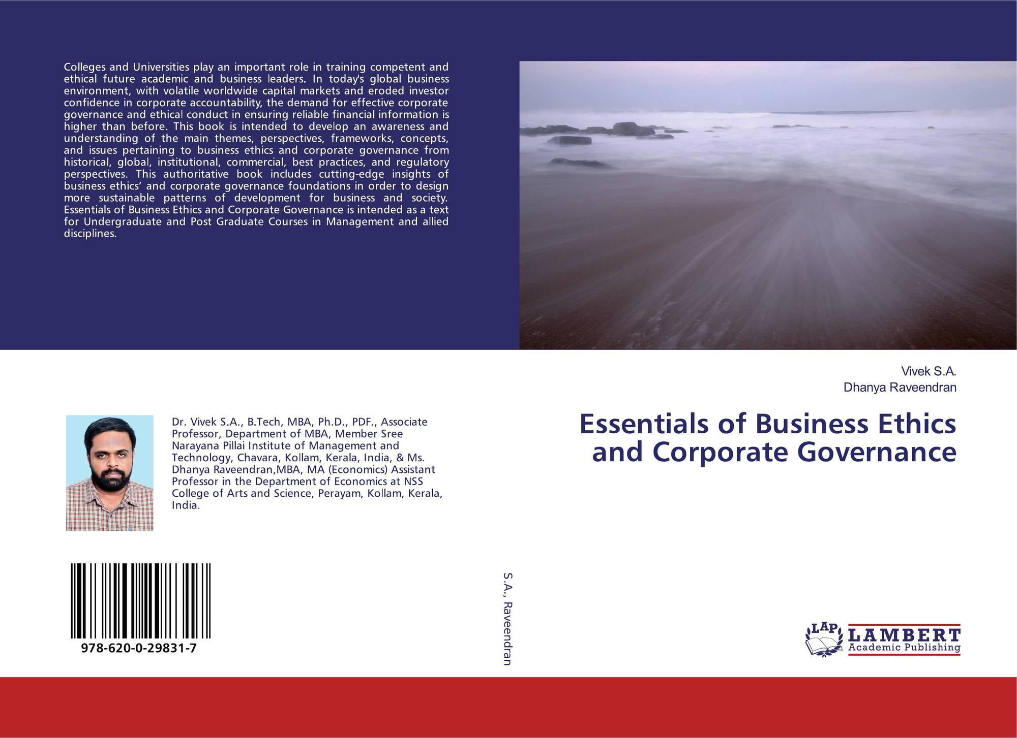 Essentials of Business Ethics and Corporate Governance, 978