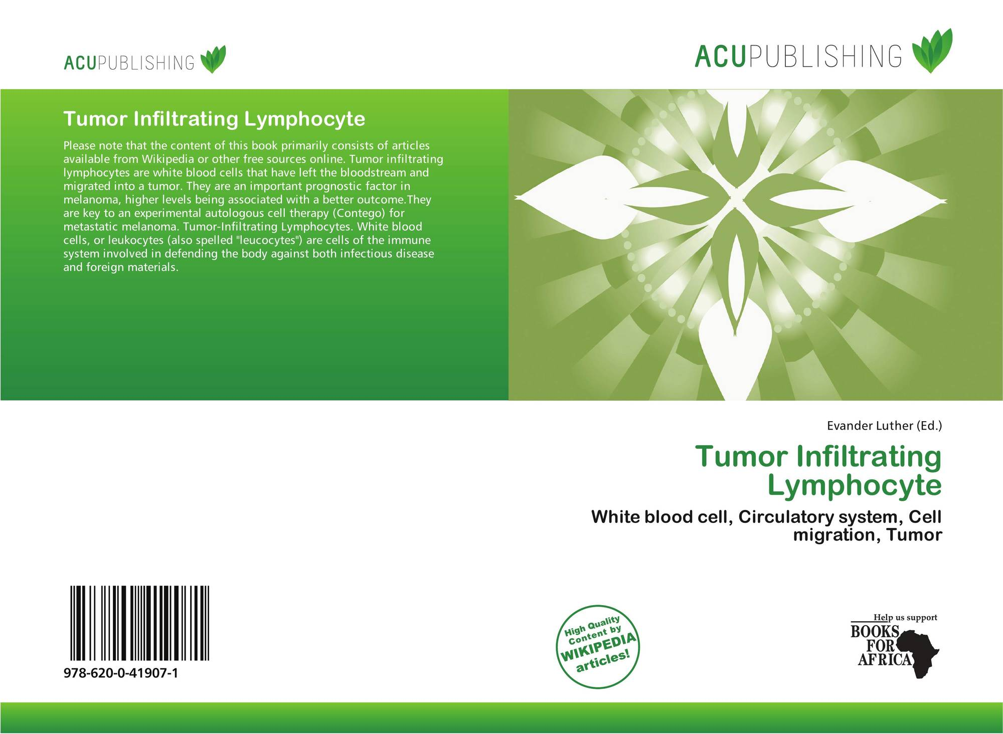 Tumor Infiltrating Lymphocyte, 440 440 40 4409407 40, 4404044094078 ...