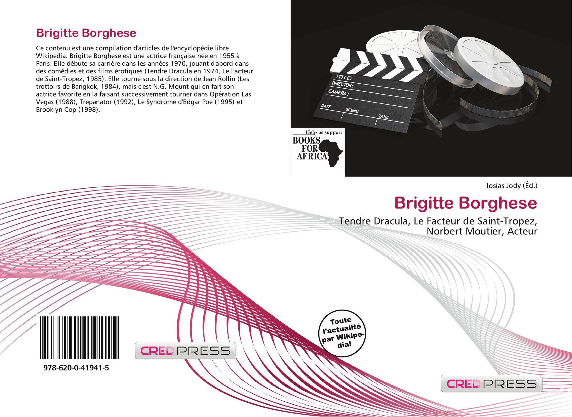 Brigitte De Borghese Nude Photos 28