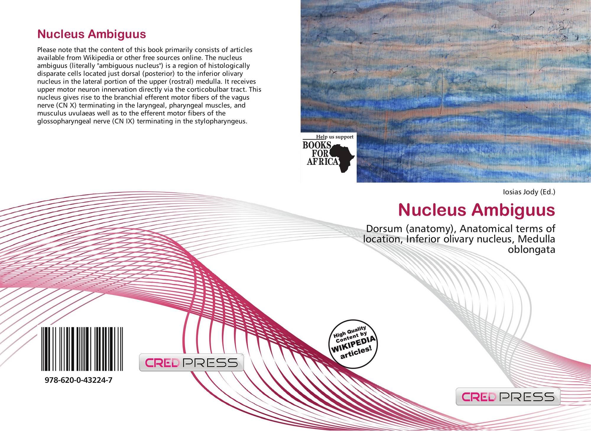 Nucleus Ambiguus, 978-620-0-43224-7, 6200432244 ,9786200432247