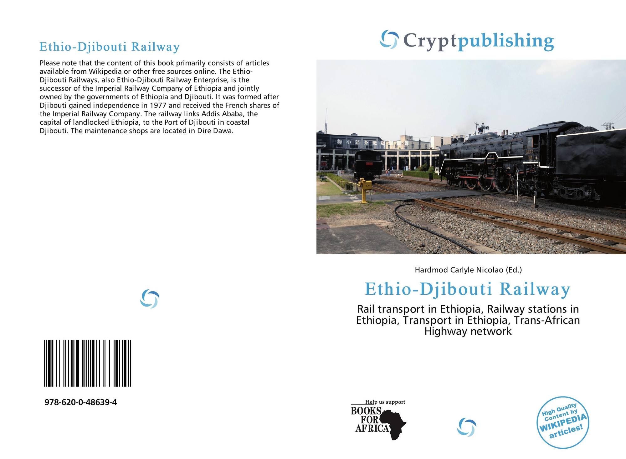 Ethio-Djibouti Railway, 978-620-0-48639-4, 6200486395