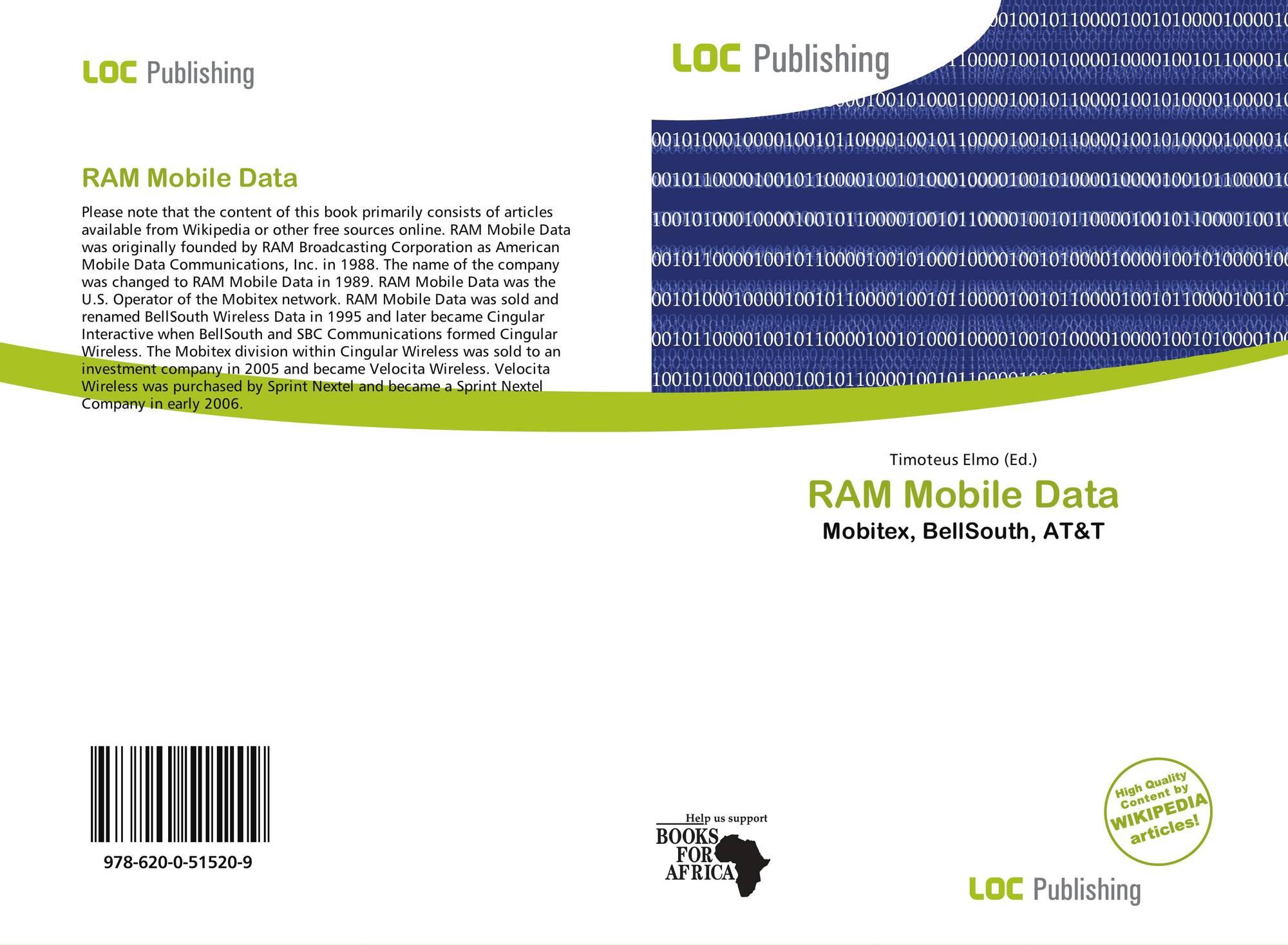 RAM Mobile Data, 978-620-0-51520-9, 6200515204 ,9786200515209
