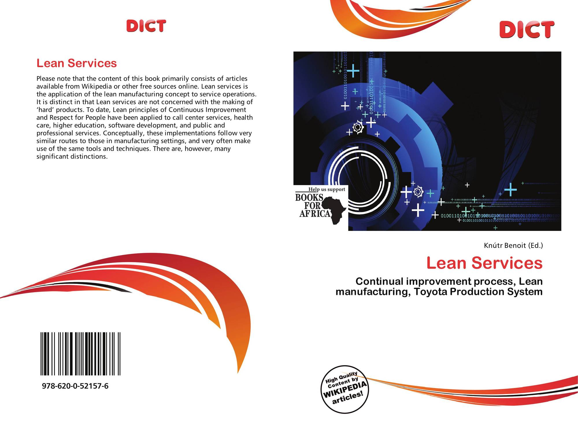Lean construction wikipedia - Portada Del Libro De Lean Services