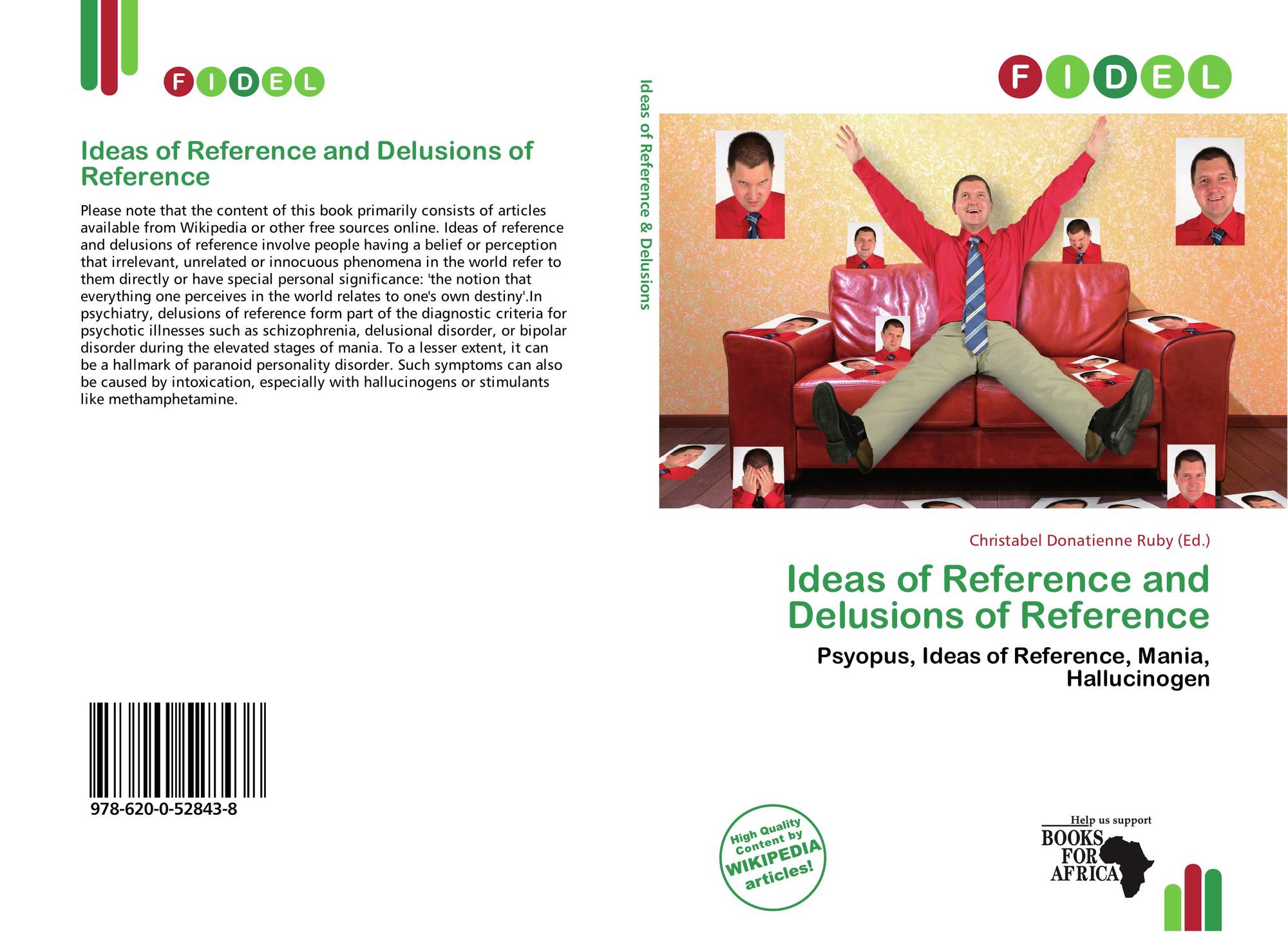 Ideas of Reference and Delusions of Reference, 978,620,0