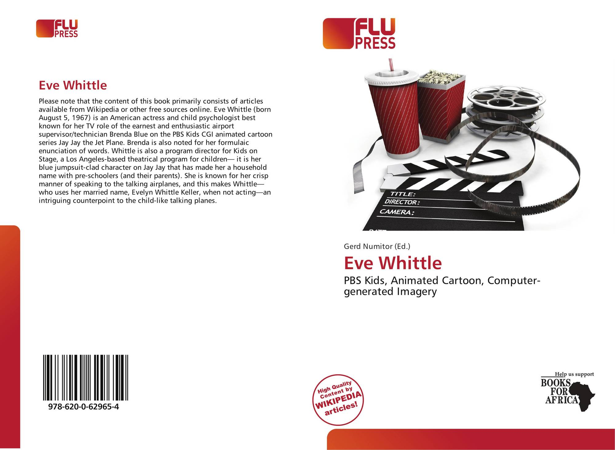 Eve Whittle
