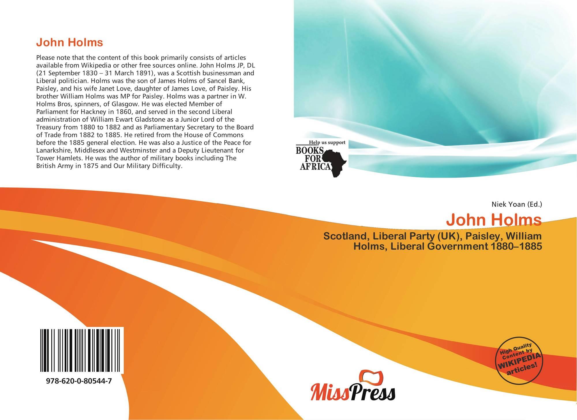 John holms