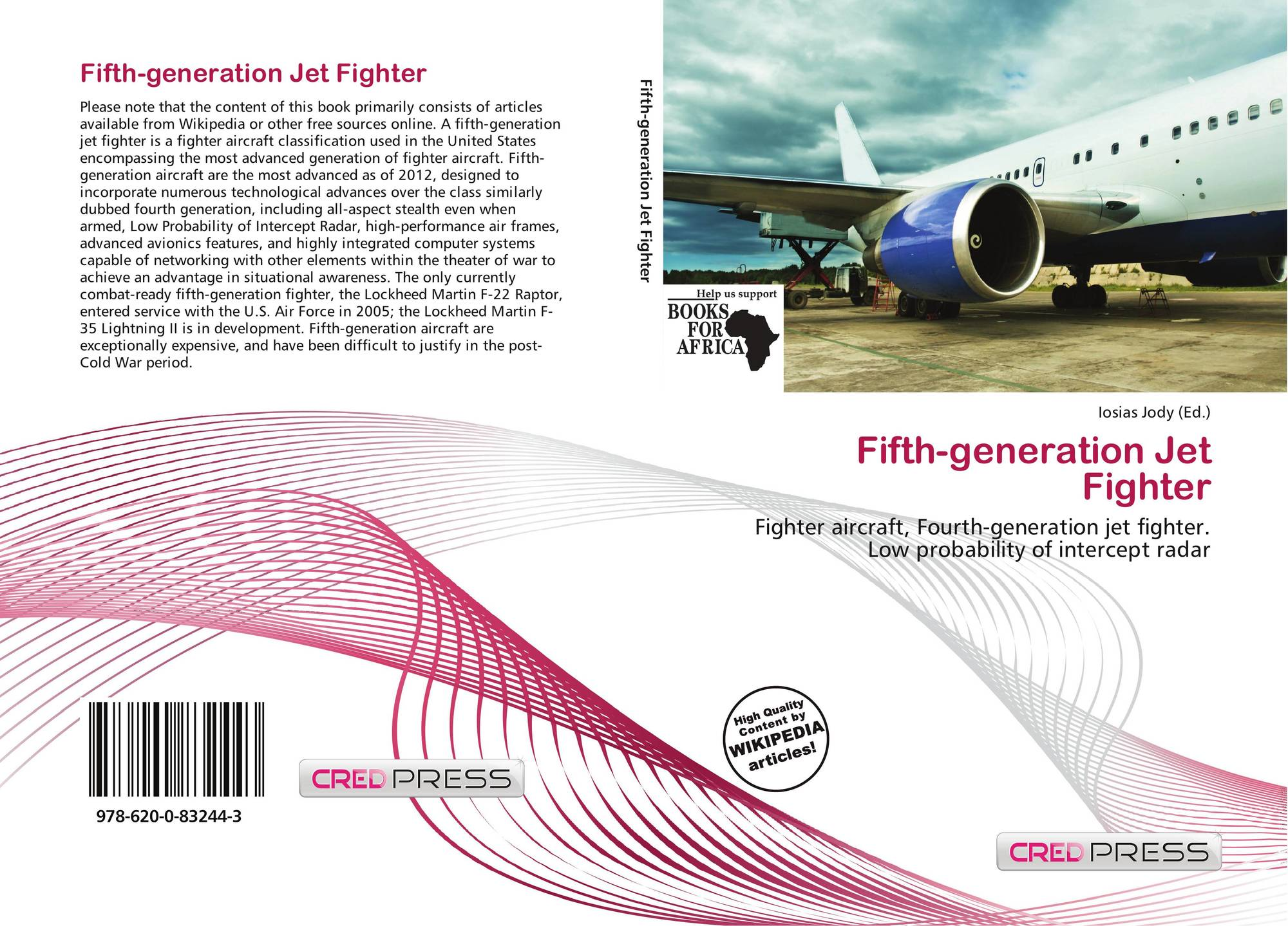 Fifth-generation Jet Fighter, 978-620-0-83244-3, 6200832447