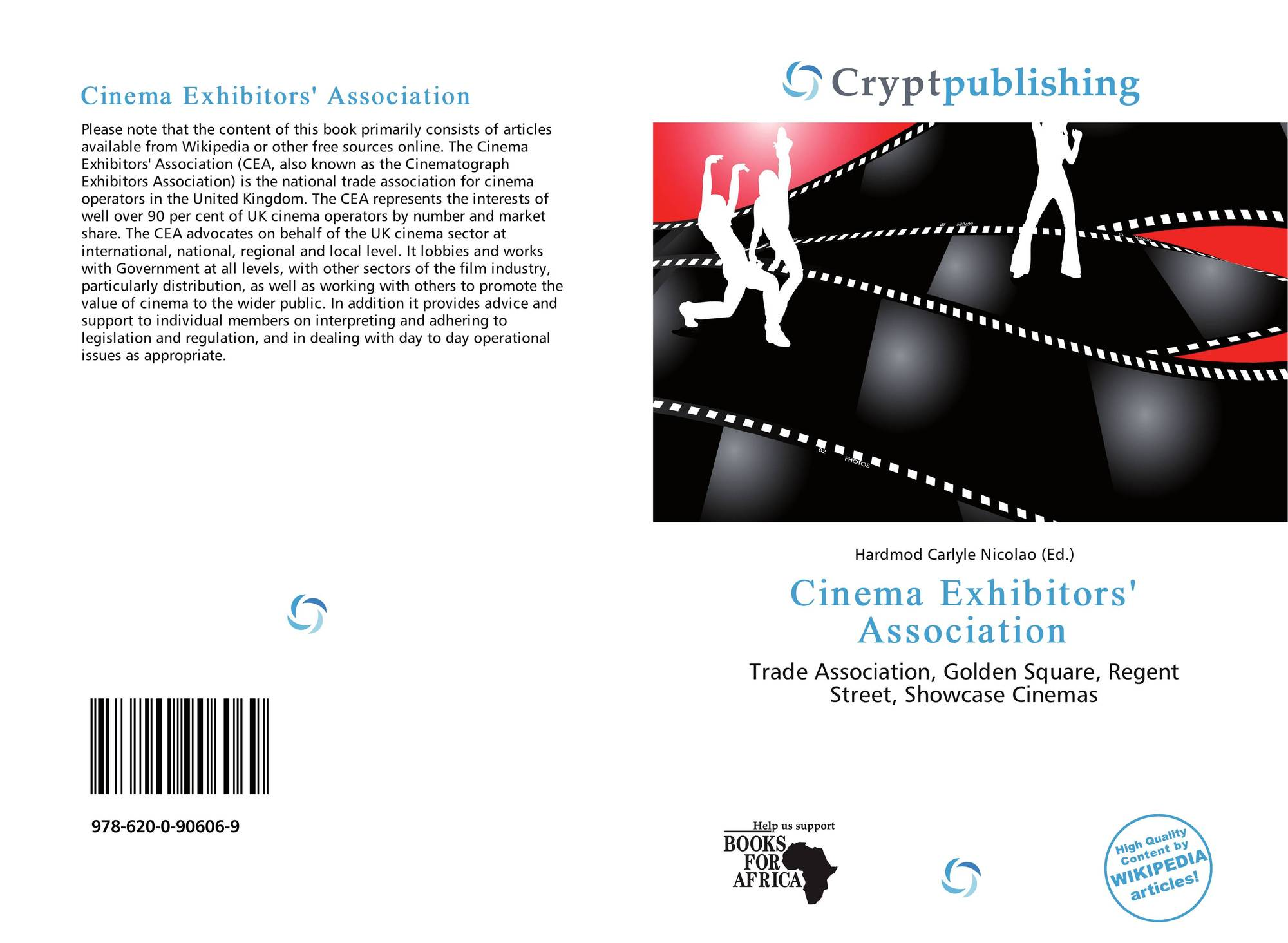 Search results for cinema bookcover of cinema exhibitors association ccuart Images