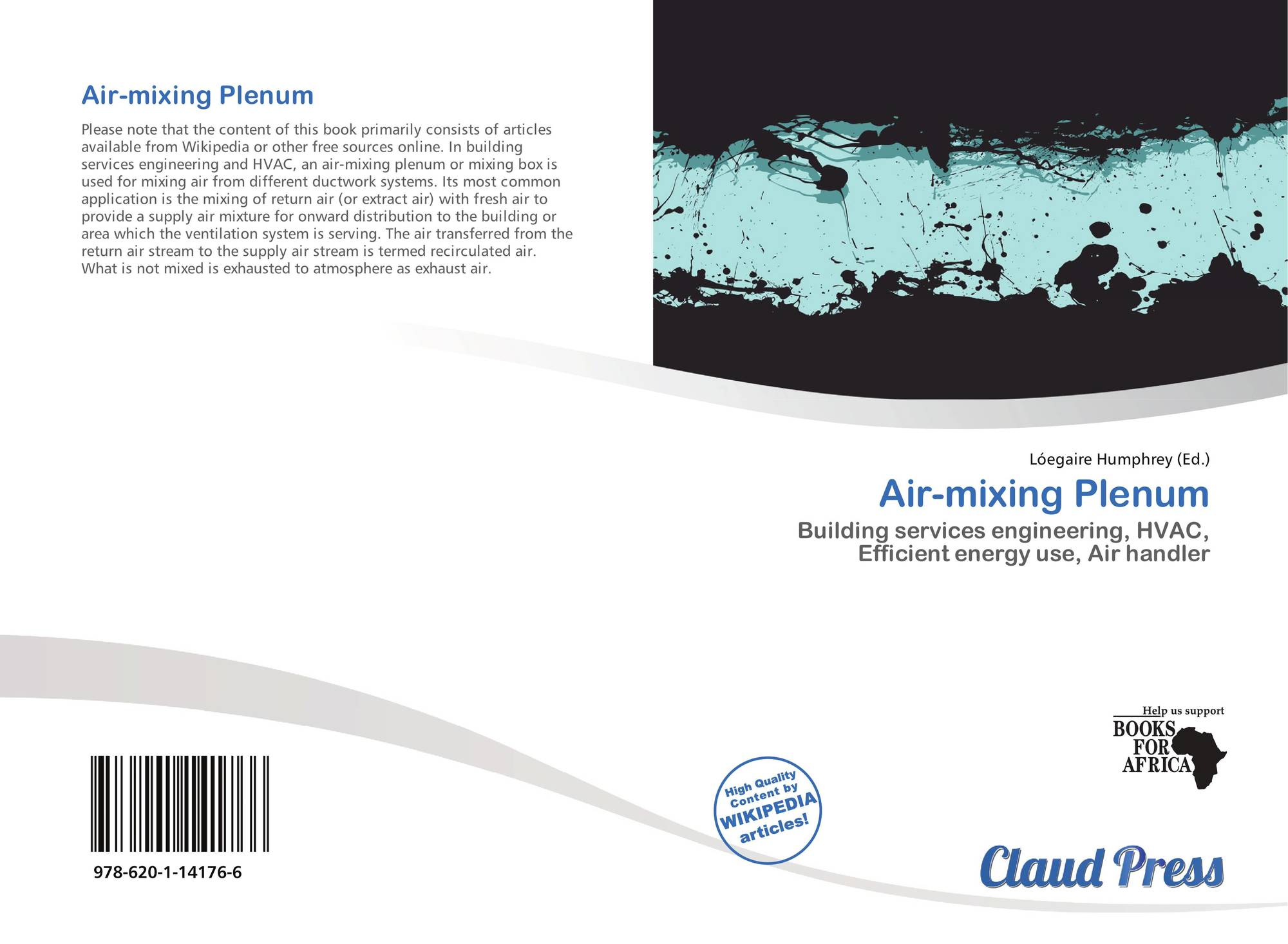 Air-mixing Plenum, 978-620-1-14176-6, 6201141766 ,9786201141766