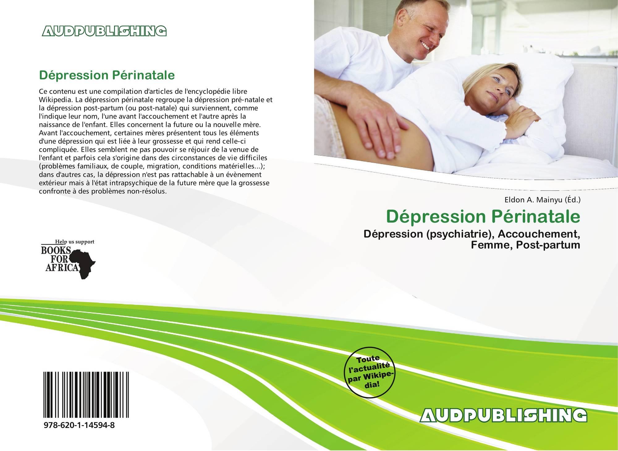 d pression p rinatale 978 620 1 14594 8 620114594x 9786201145948. Black Bedroom Furniture Sets. Home Design Ideas
