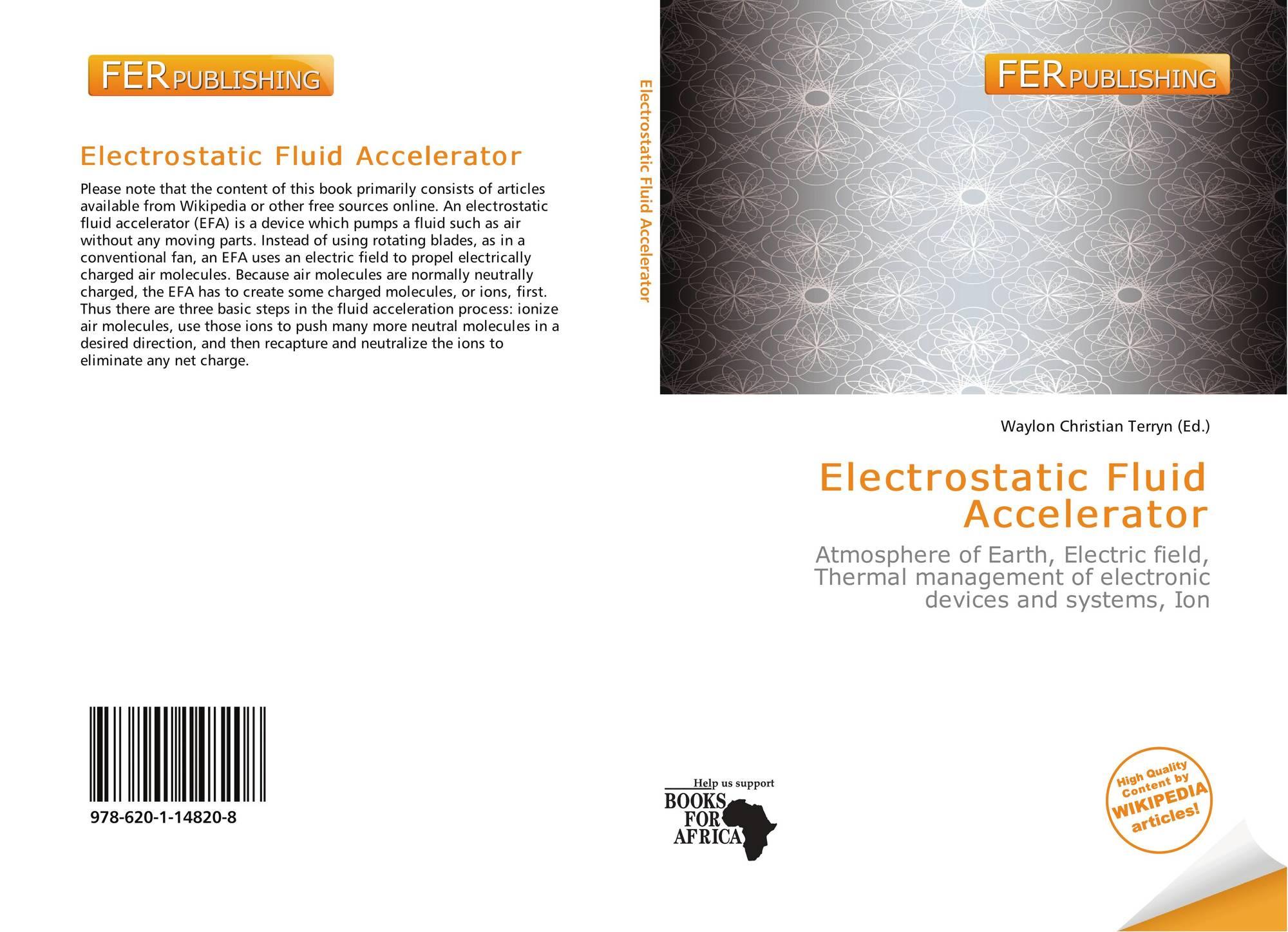 Electrostatic Fluid Accelerator : Search results for quot electrostatic precipitator