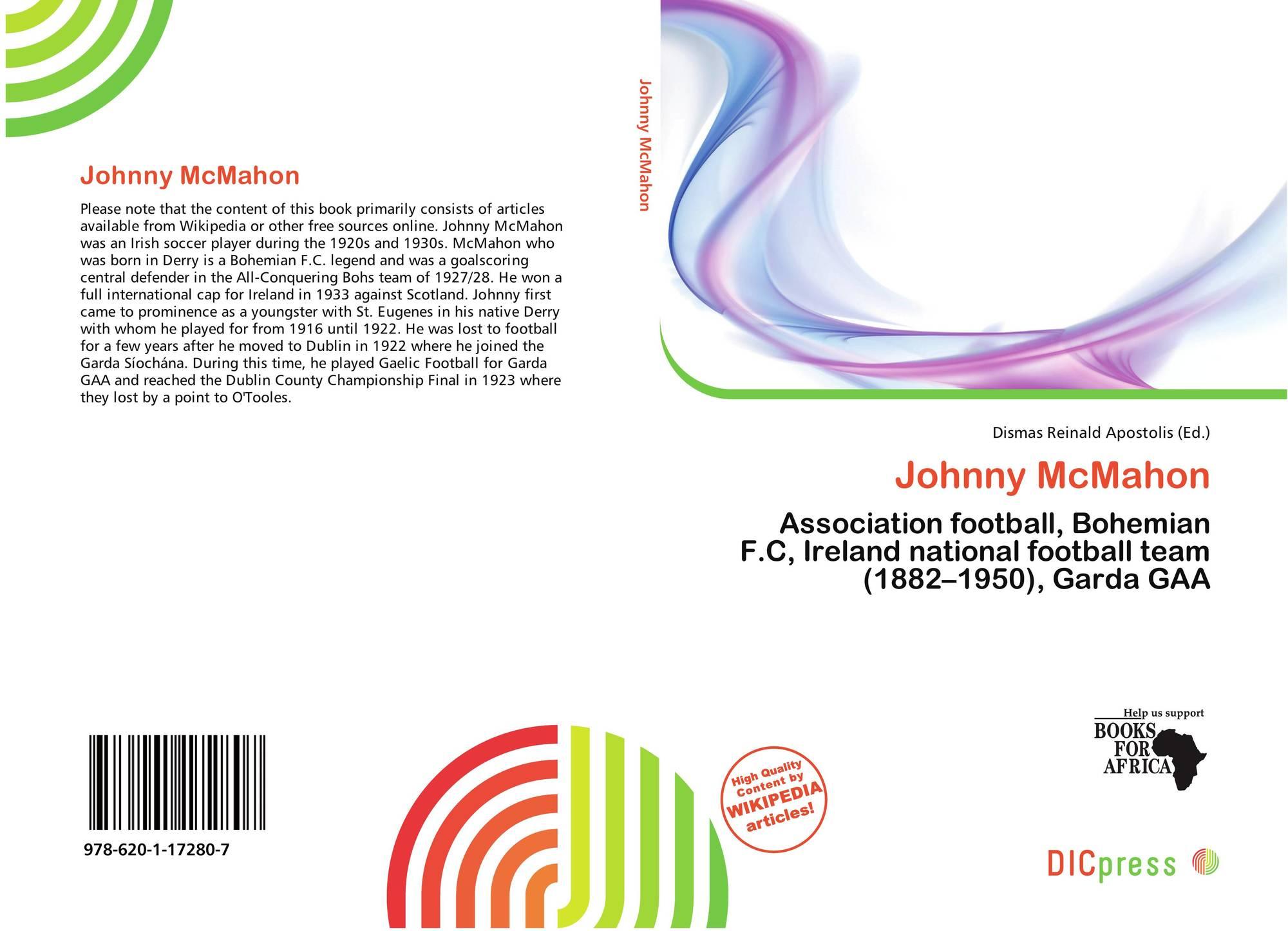 b7cfe3c41f1 Johnny McMahon