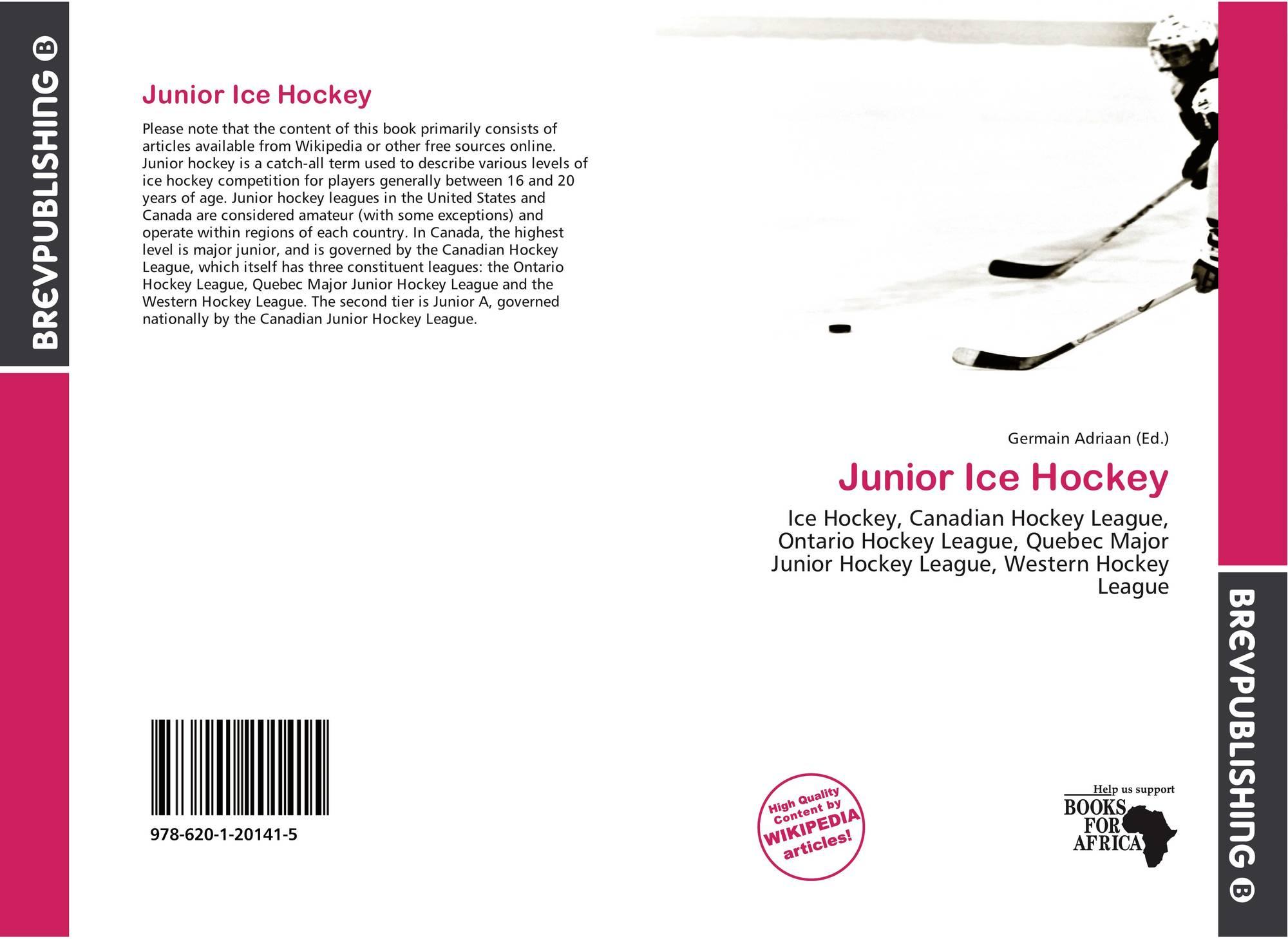 Junior Ice Hockey, 978-620-1-20141-5, 6201201416 ,9786201201415