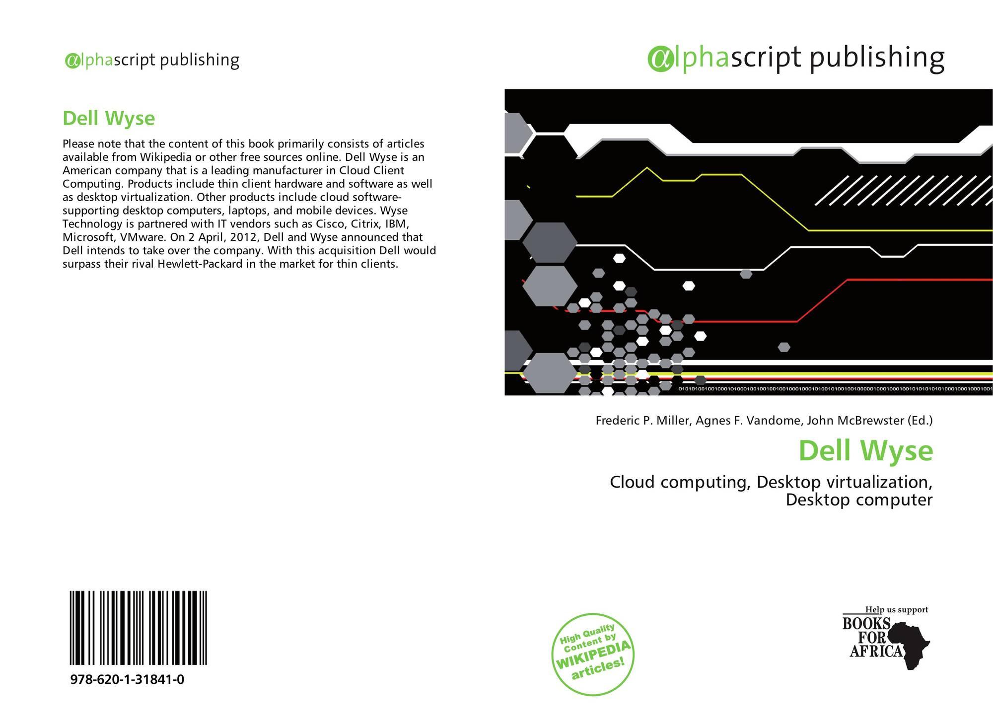 Dell Wyse, 978-620-1-31841-0, 6201318410 ,9786201318410