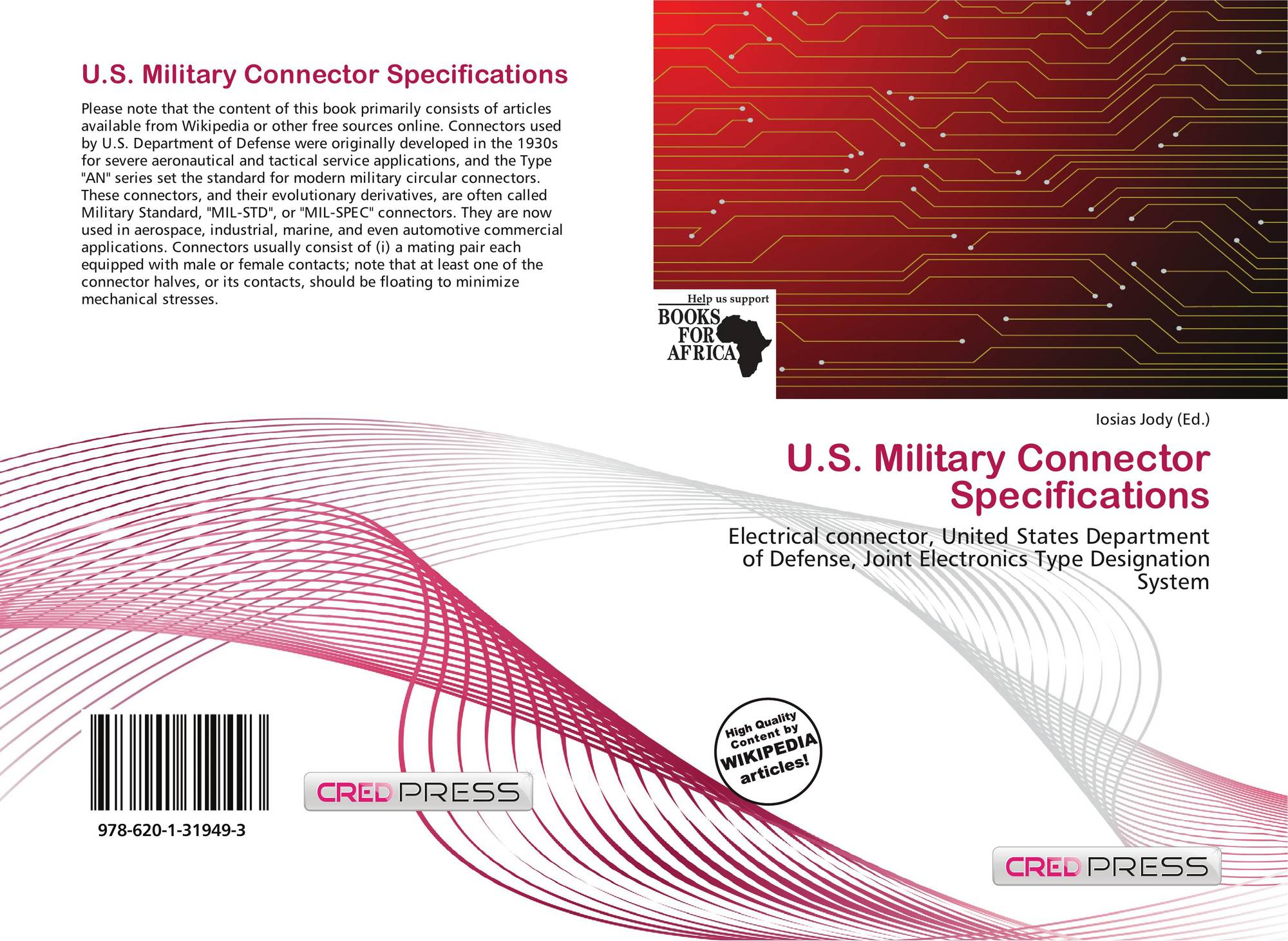 U S Military Connector Specifications 978 620 1 31949 3 6201319492 9786201319493