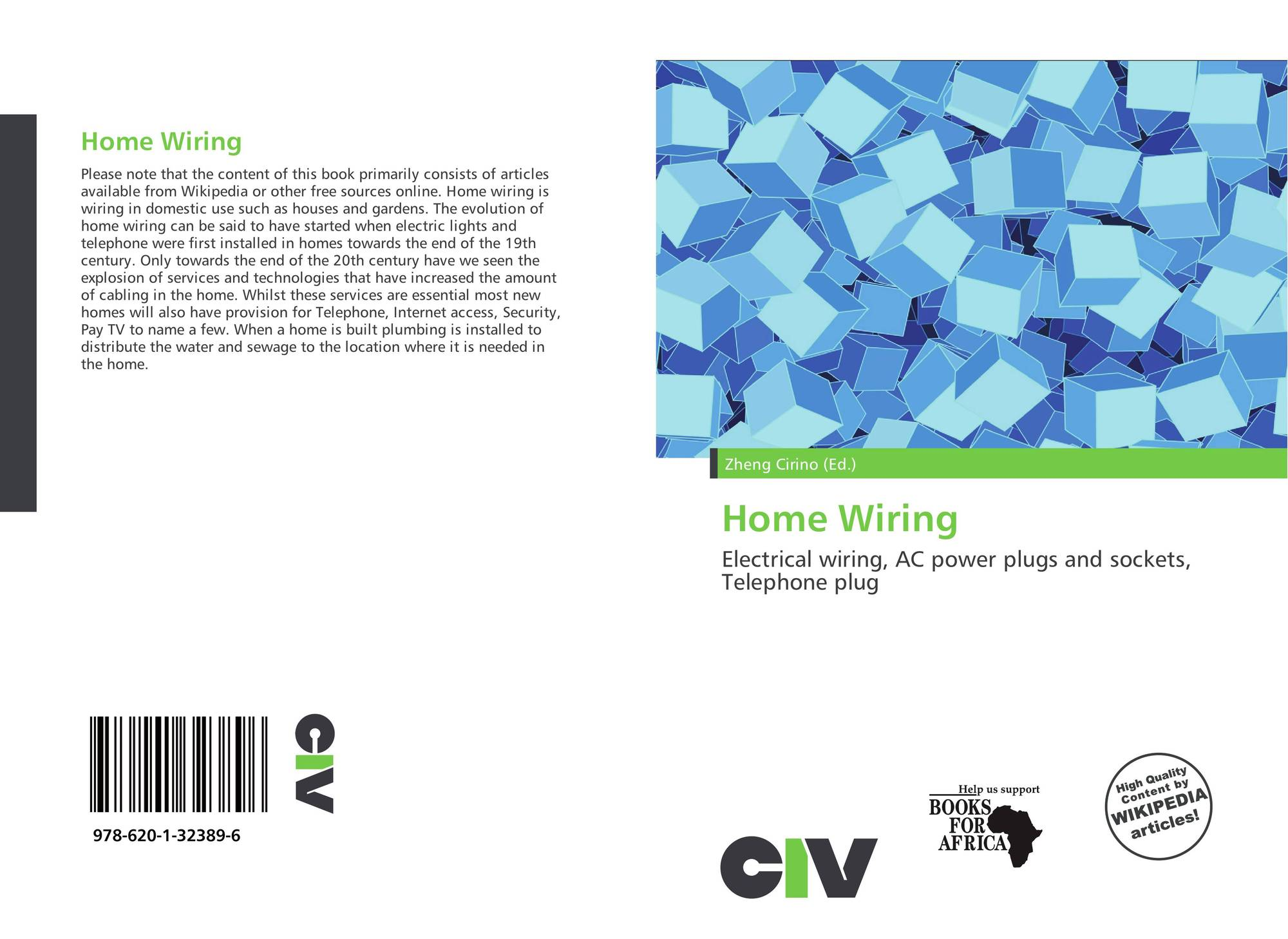 Search Results For Wiring Pattern Home Electrical Books Bookcover Of