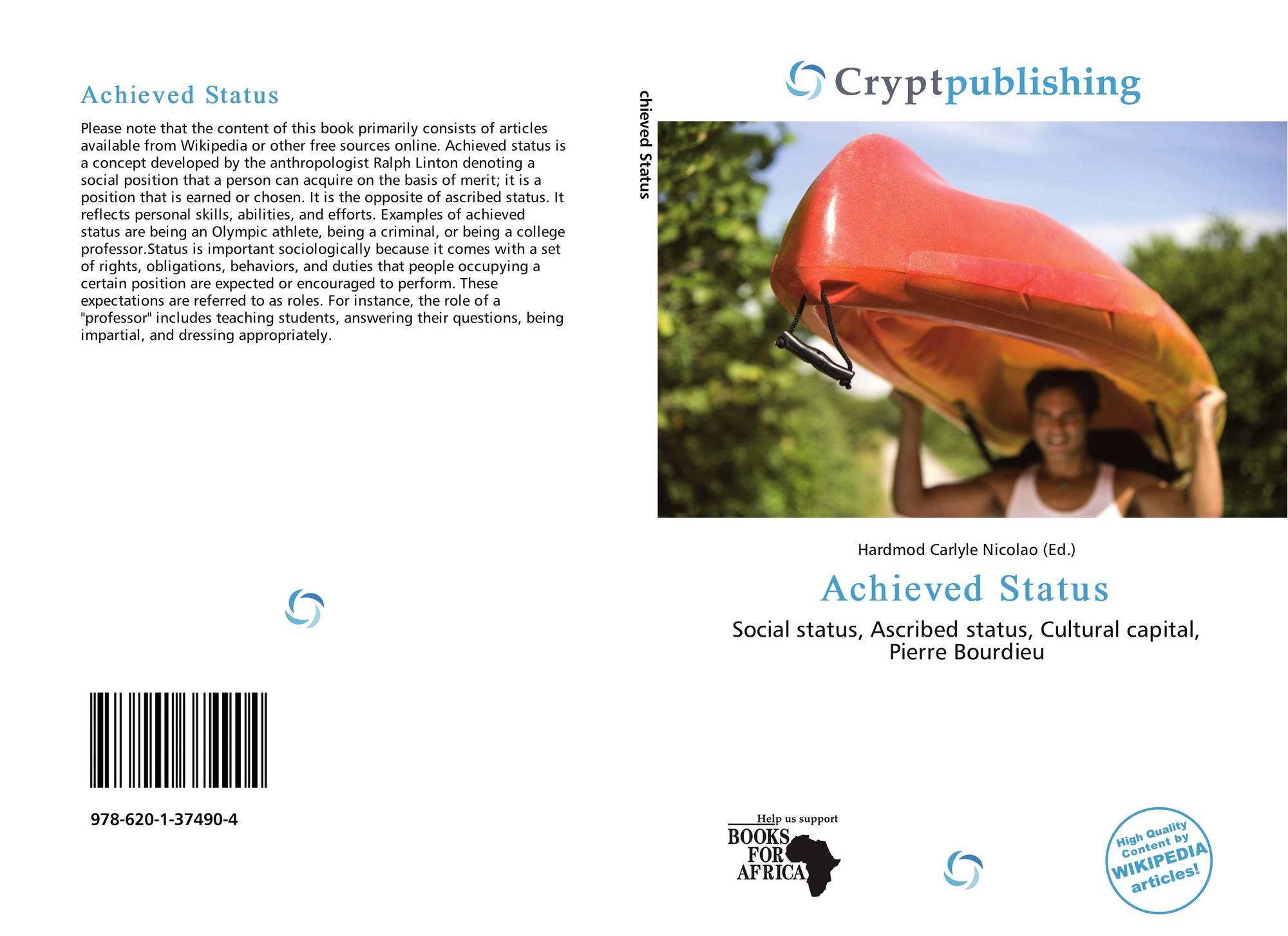 ascribed status and achieved status