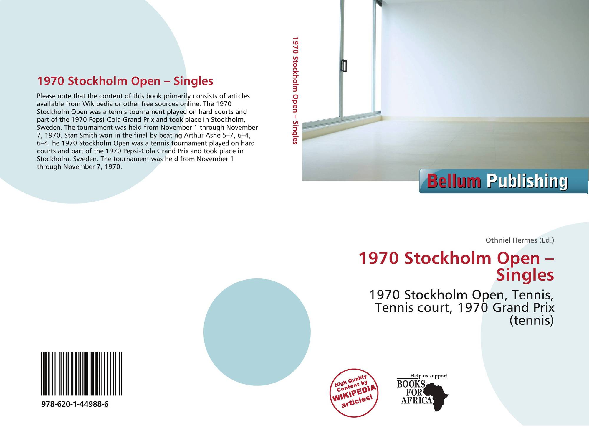 1973 Stockholm Open – Singles