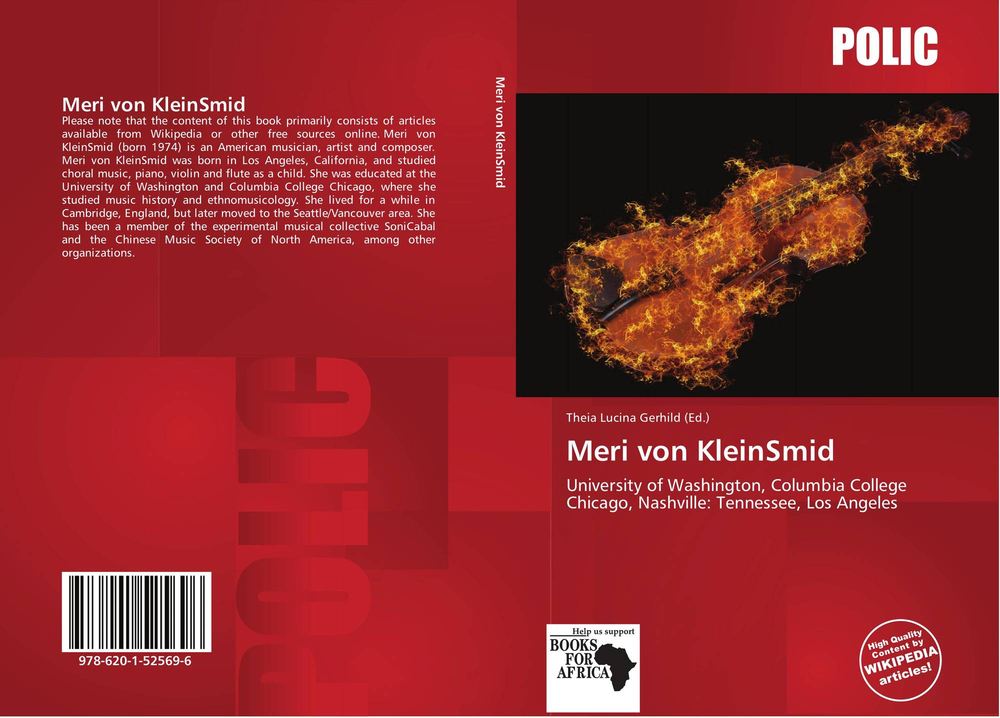 Meri von KleinSmid - Three Works