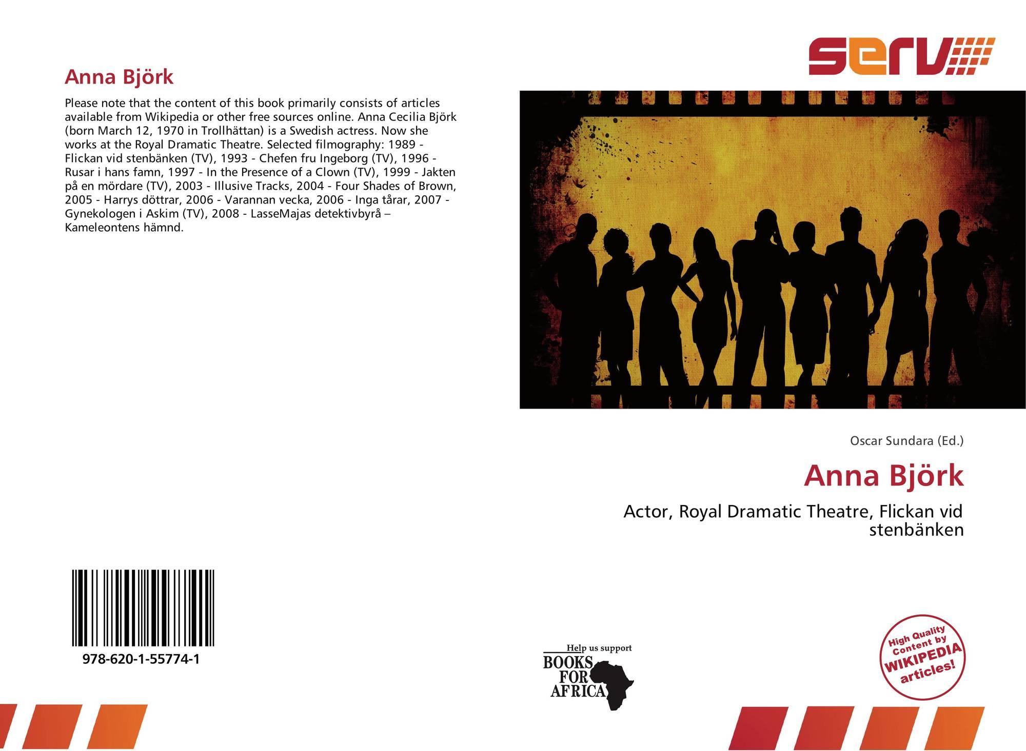 Anna Cecilia Bjork Nude Photos 11