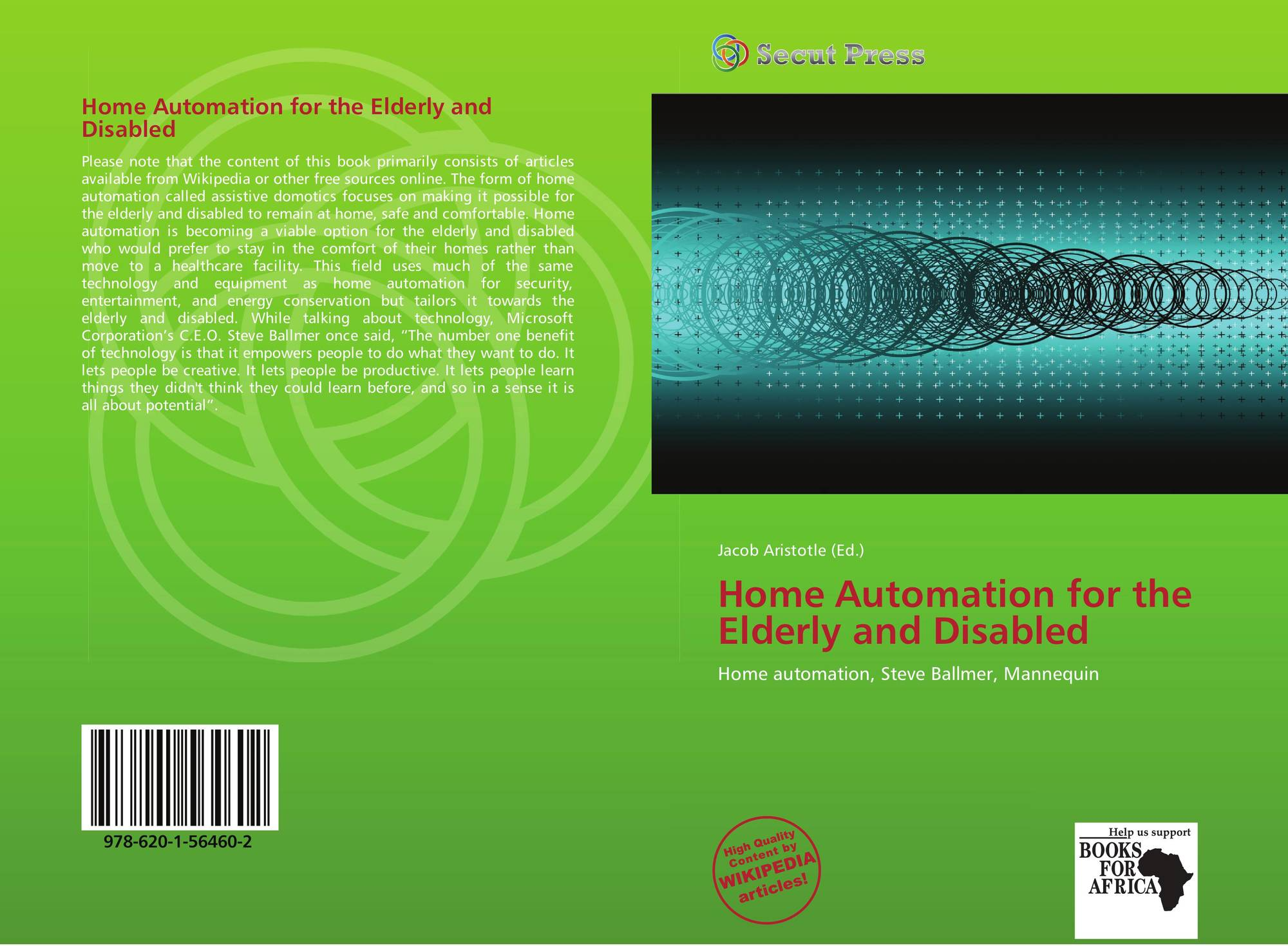 Home automation for the elderly and disabled 978 620 1 for Home for handicapped