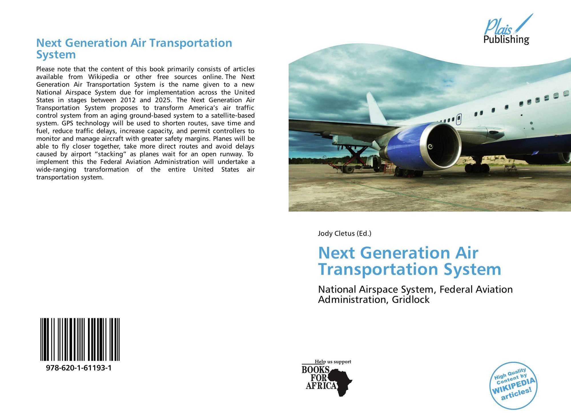 Next Generation Air Transportation System, 978-620-1-61193-1