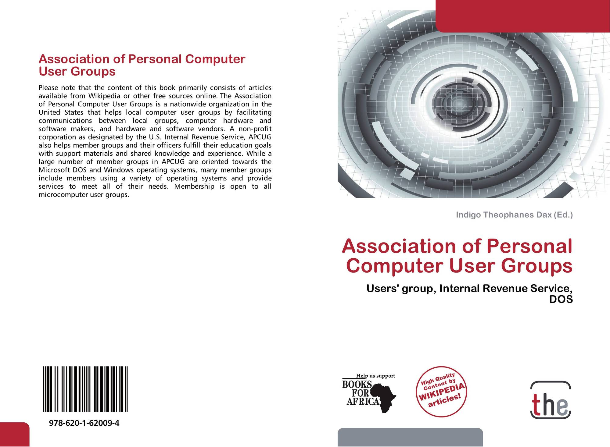 Association of Personal Computer User Groups