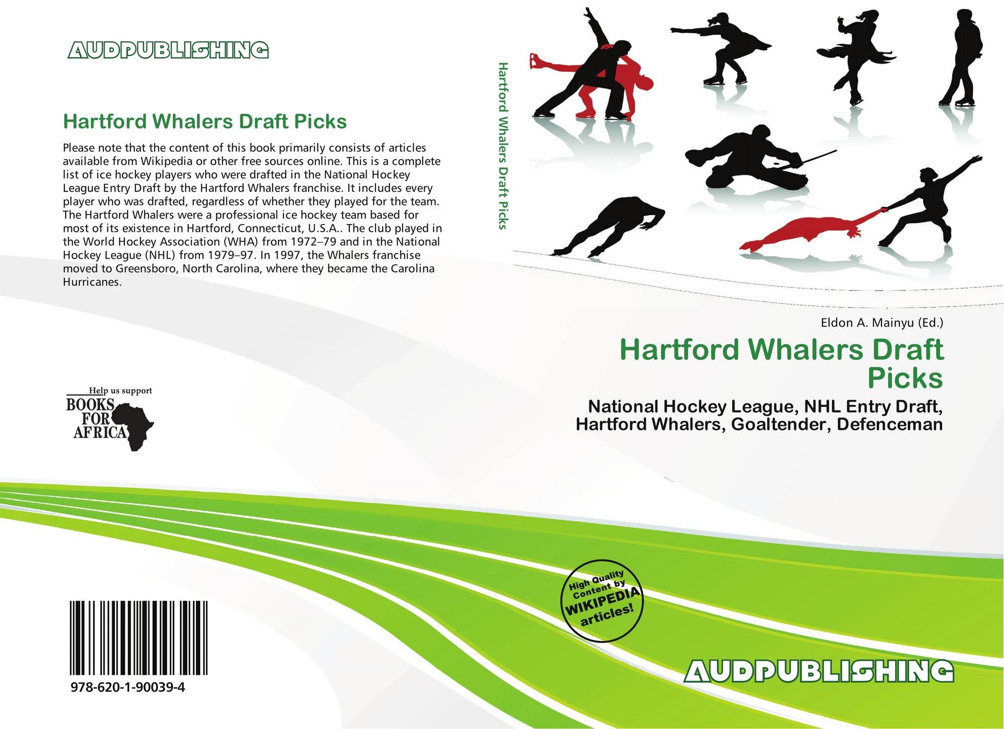 Bookcover of Hartford Whalers Draft Picks. Omni badge  9307e2201e5f762643a64561af3456be64a87707602f96b92ef18a9bbcada116 918a741c0