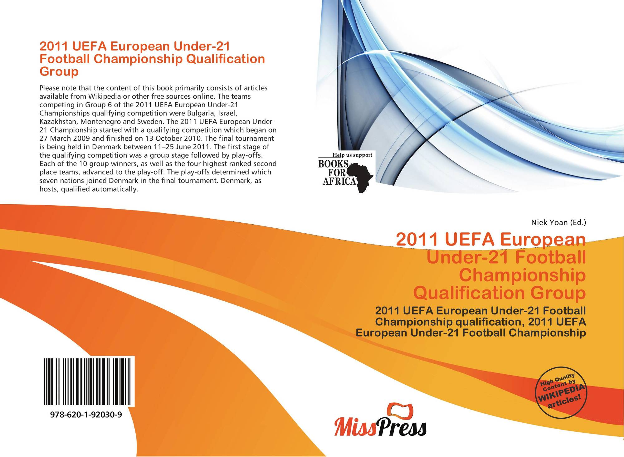 under 21 euro qualification