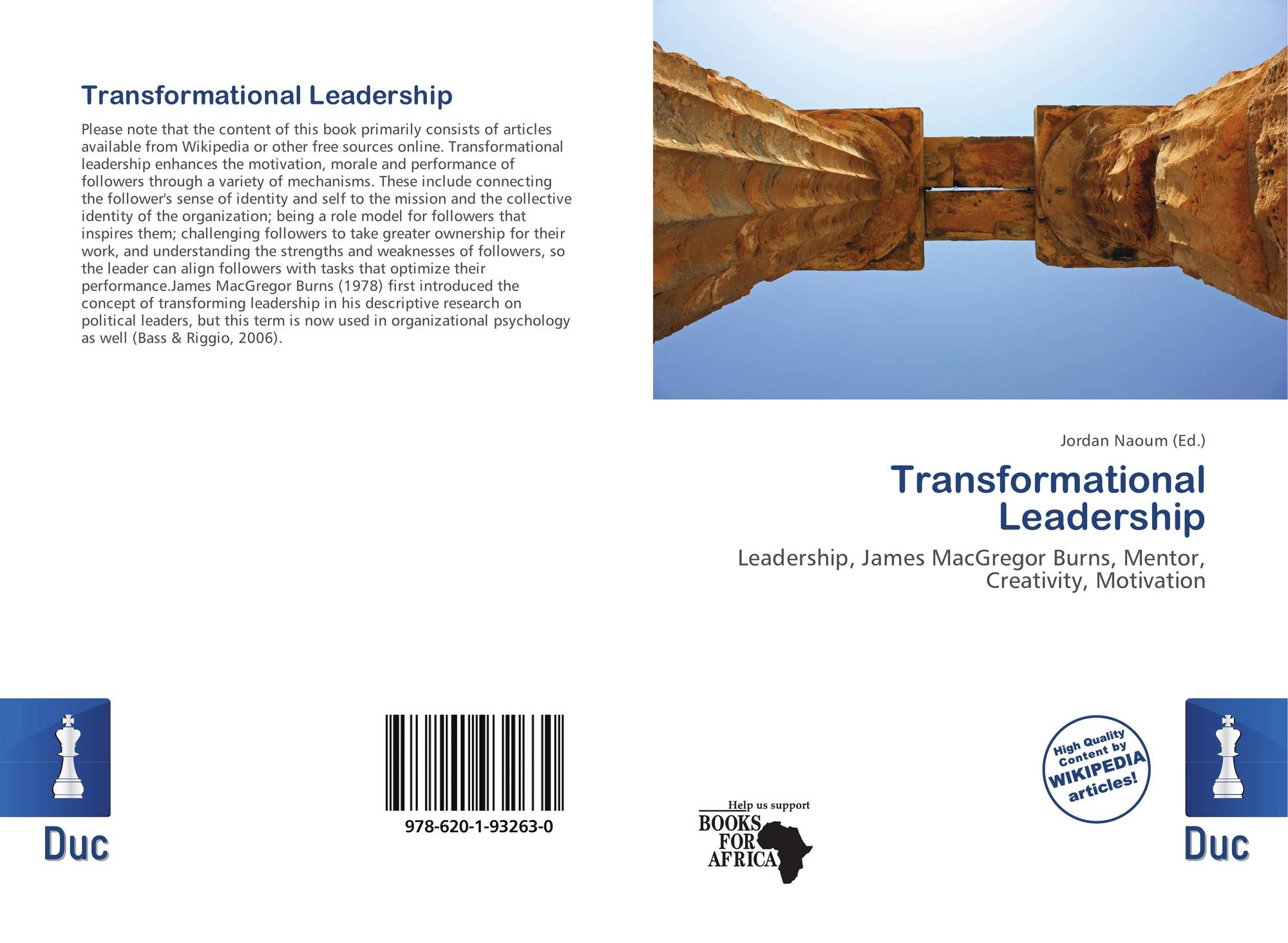 the concept of transformational leadership Transactional vs transformational leadership styles have long caused a raging debate which is the more effective leadership style the style is based on the concept that a leader has to give something to his followers in exchange for performing certain tasks in this style, a leader may offer.