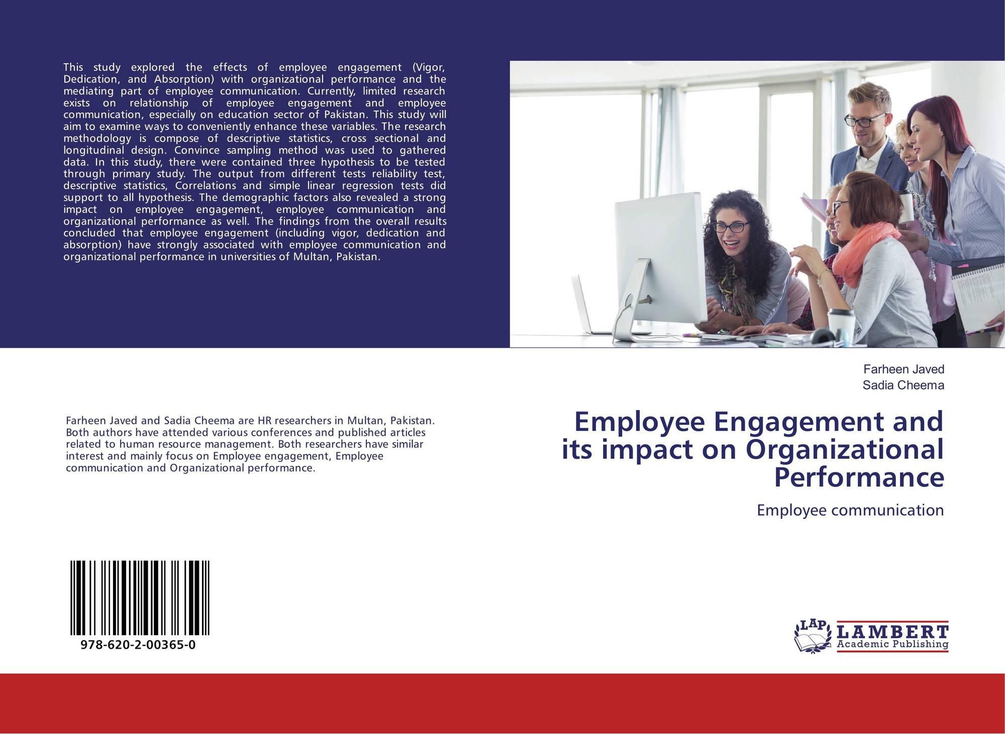 the different factors affecting an employees behavior inside an organization Investigating and identifying the factors and the analysis of personal factors affecting the employees' job which conduct his behavior from his inside.