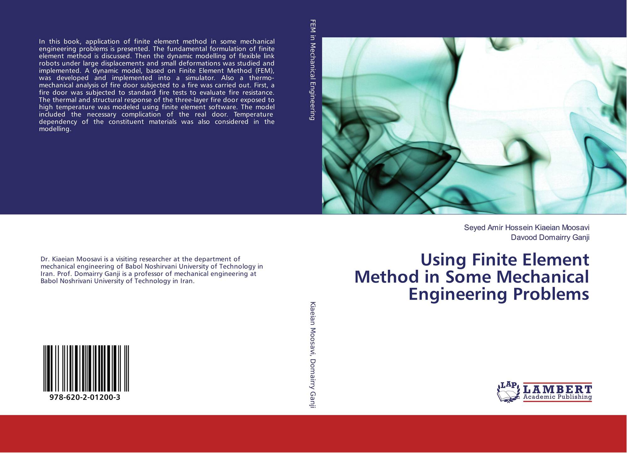 Using finite element method in some mechanical engineering for Finite element methode