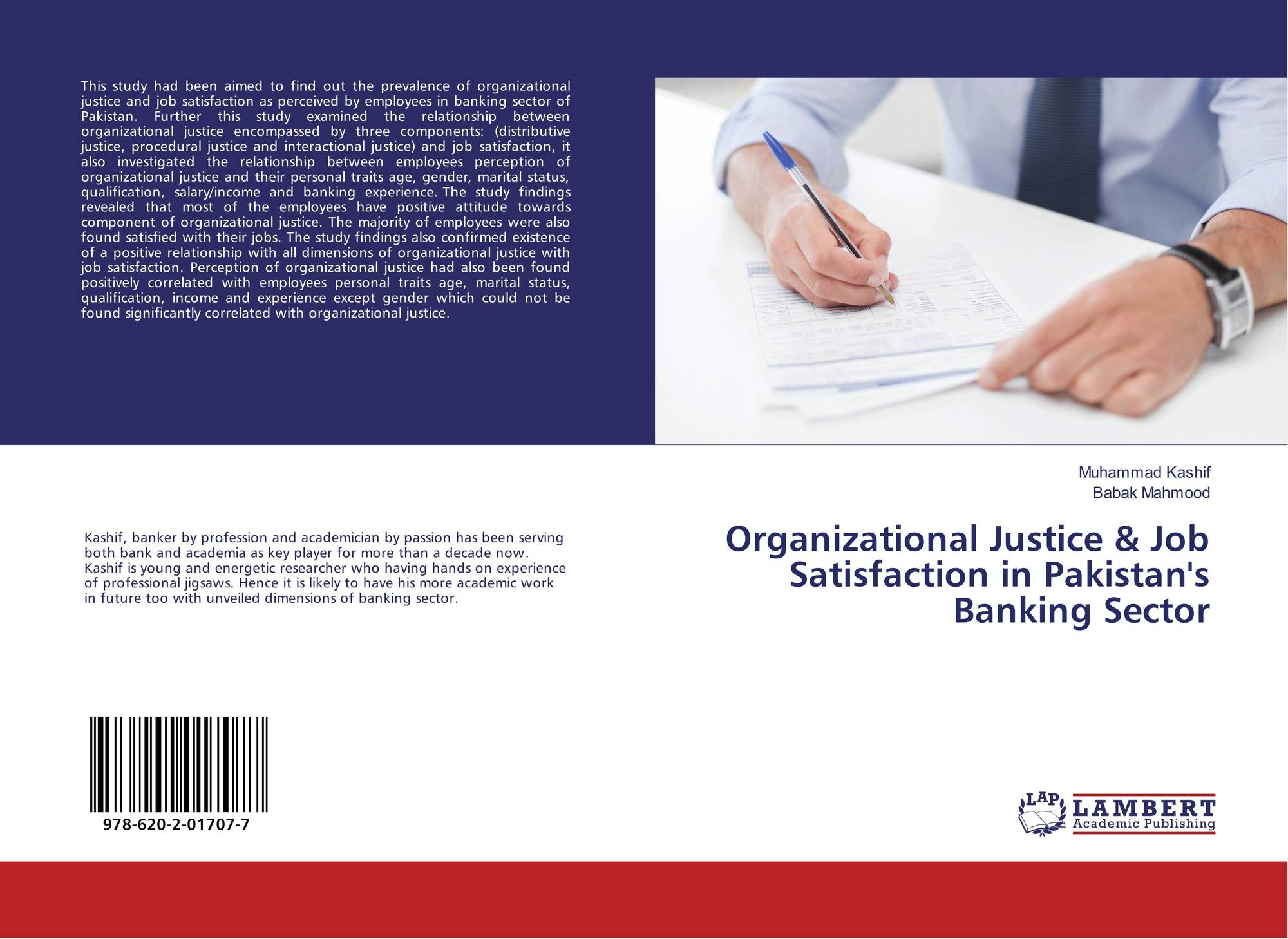 organizational justice In the related literature, there are many studies on organizational justice some of them intend to determine the organizational justice perception at educational institutions.