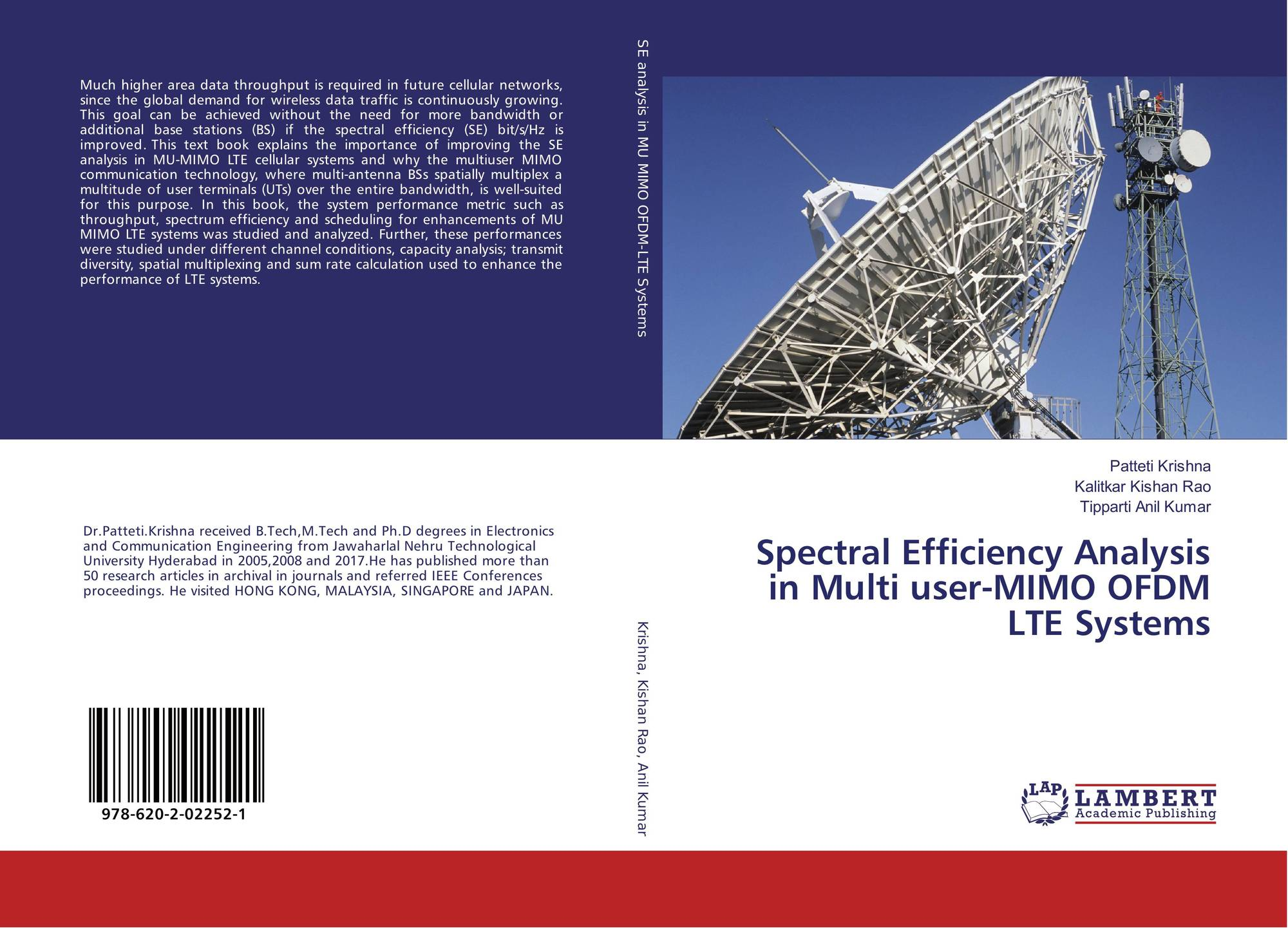 Spectral Efficiency Analysis In Multi User Mimo Ofdm Lte Systems Wiring Diagram 9786202022521