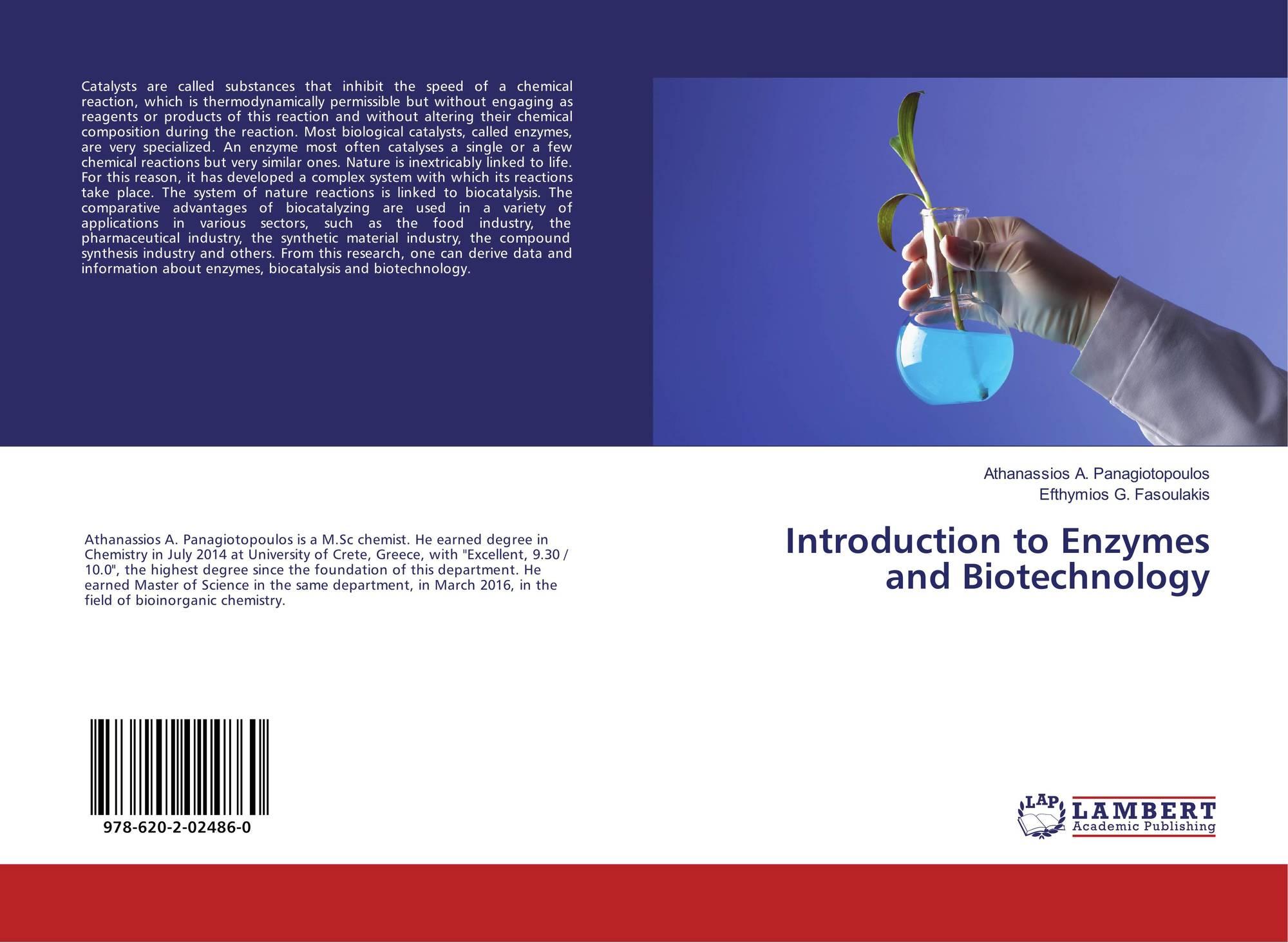 experimental analysis on enzymatic behavior of