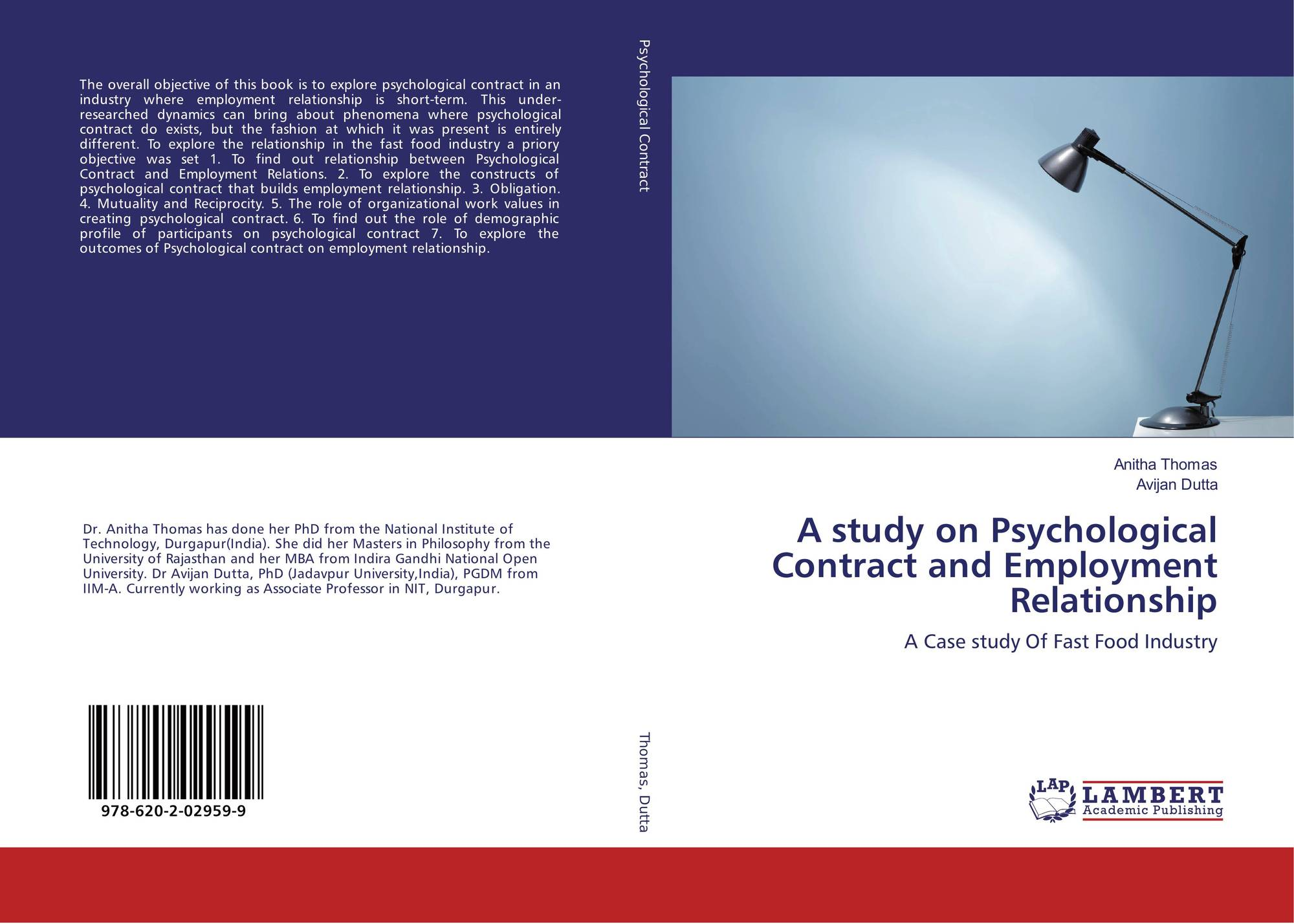 relationship between the psychological contract and Psychological contract and employee turnover intention among nigerian employees in private organizations the relationship between psychological contract.