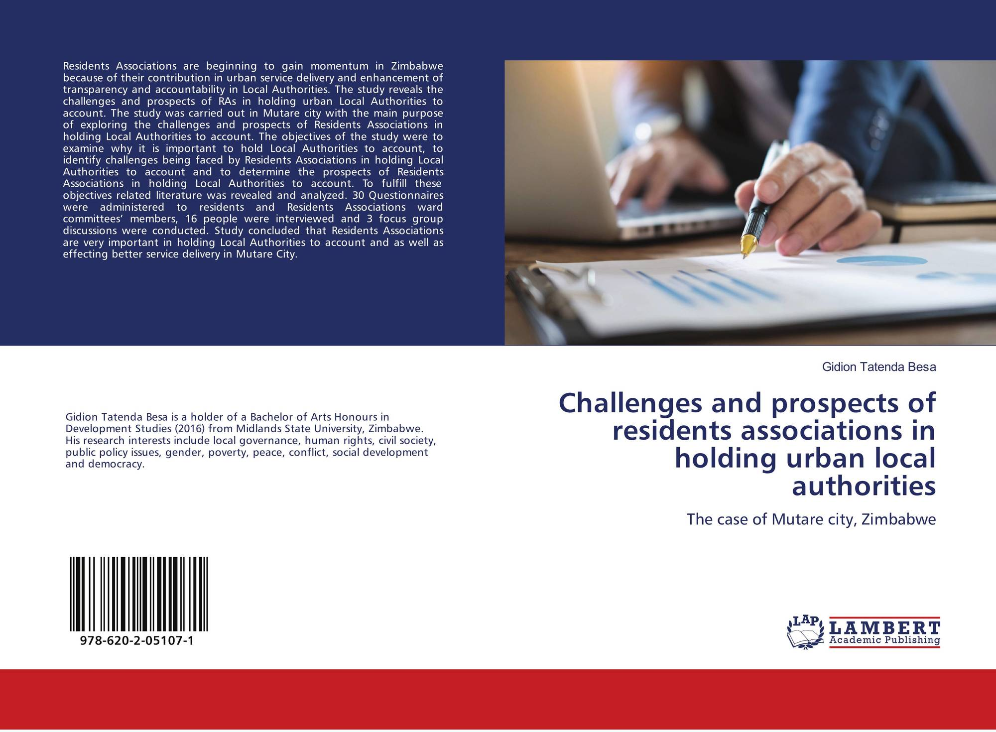 Challenges and prospects of residents associations in