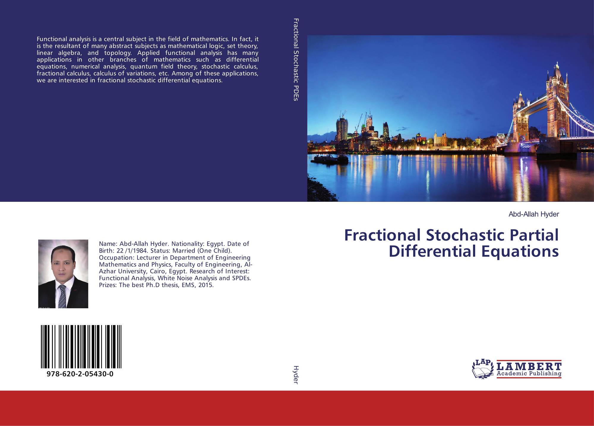 Fractional Stochastic Partial Differential Equations, 978