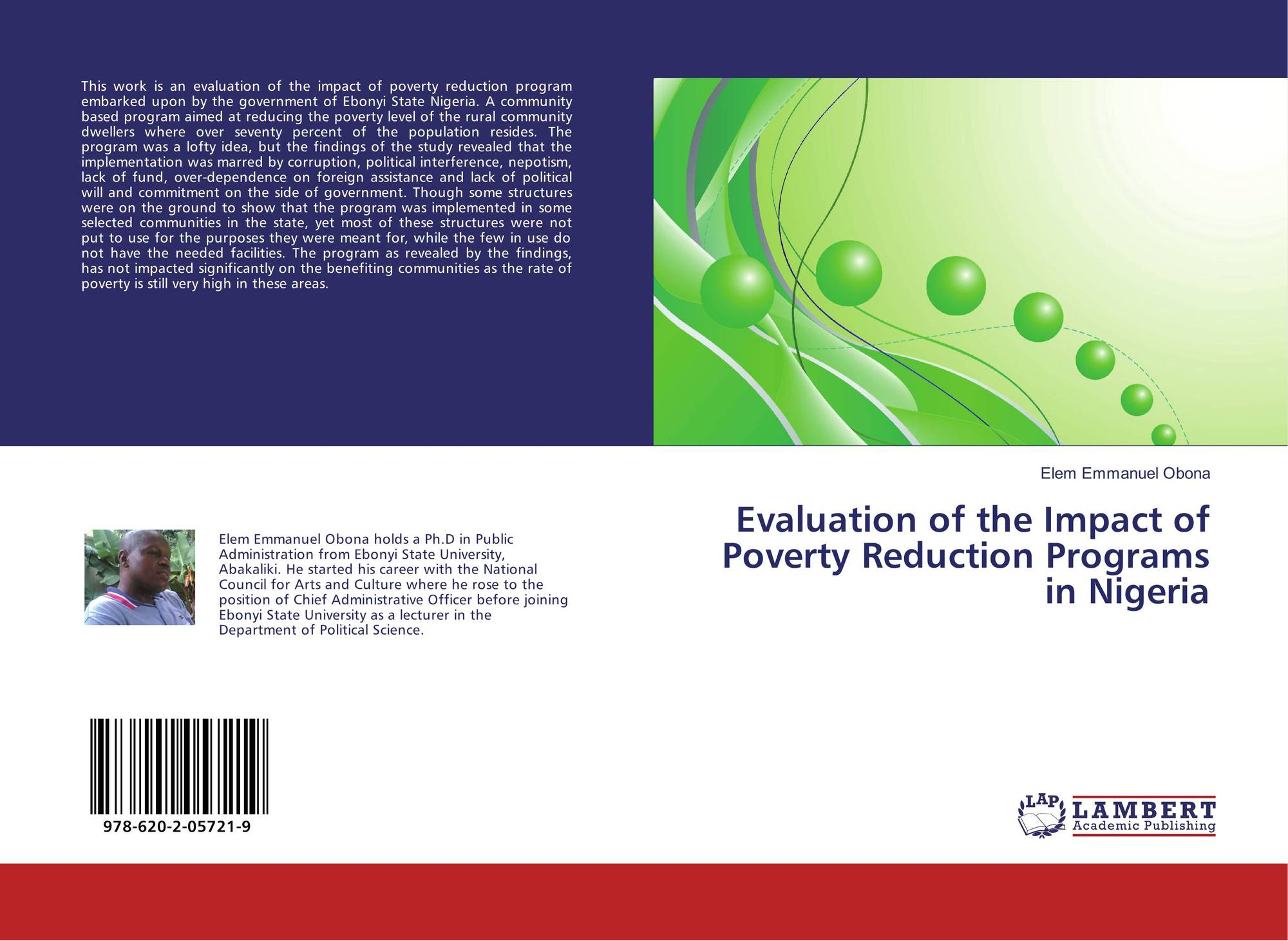 the impact of national poverty eradication programme napep on economic development of nigeria National poverty eradication programme (napep) however well intentioned, these programmes were hijacked by the politicians as the philosophy behind the setting up of these programmes were politicized, thereby undermining the.