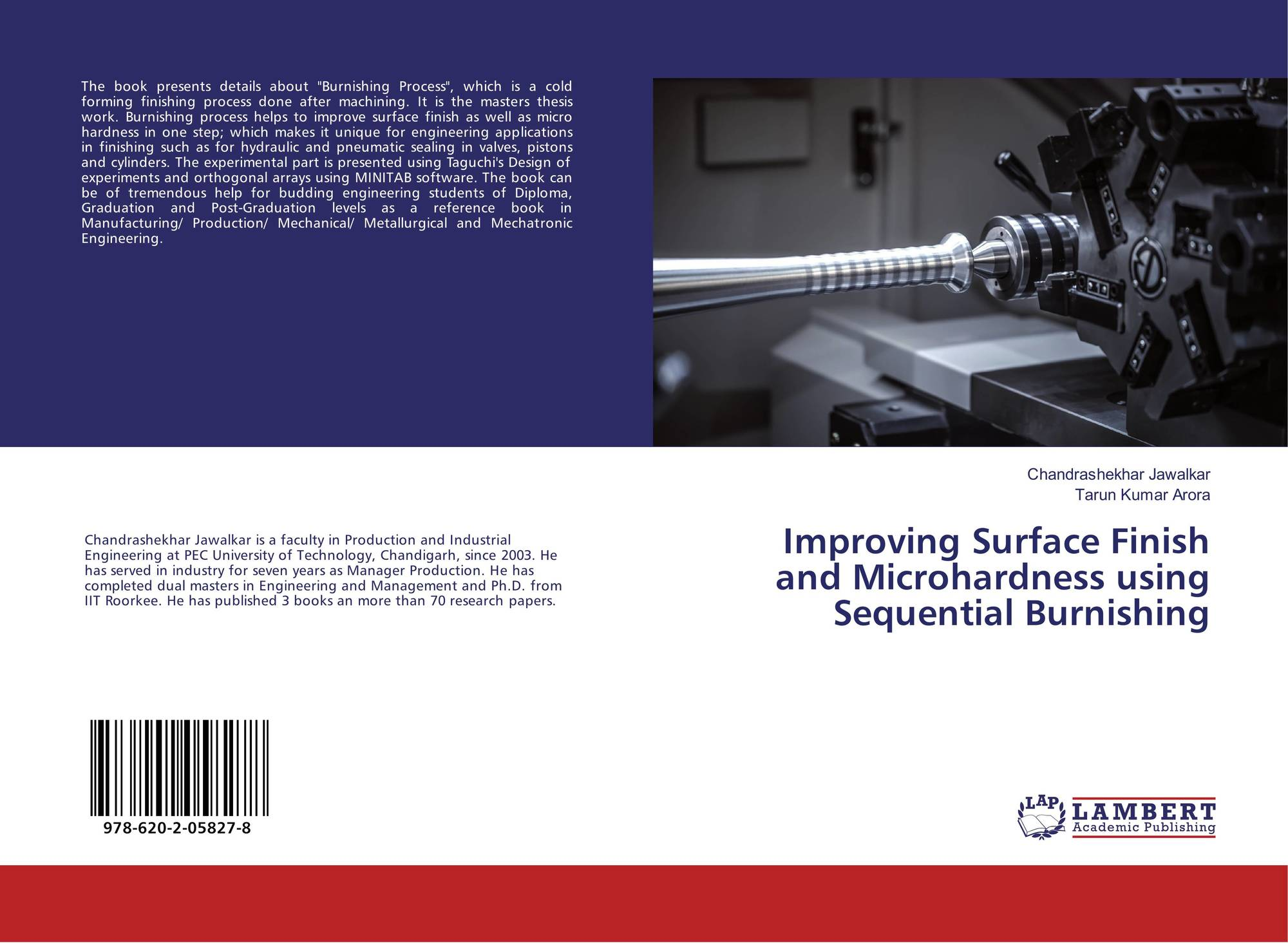 Improving Surface Finish and Microhardness using Sequential
