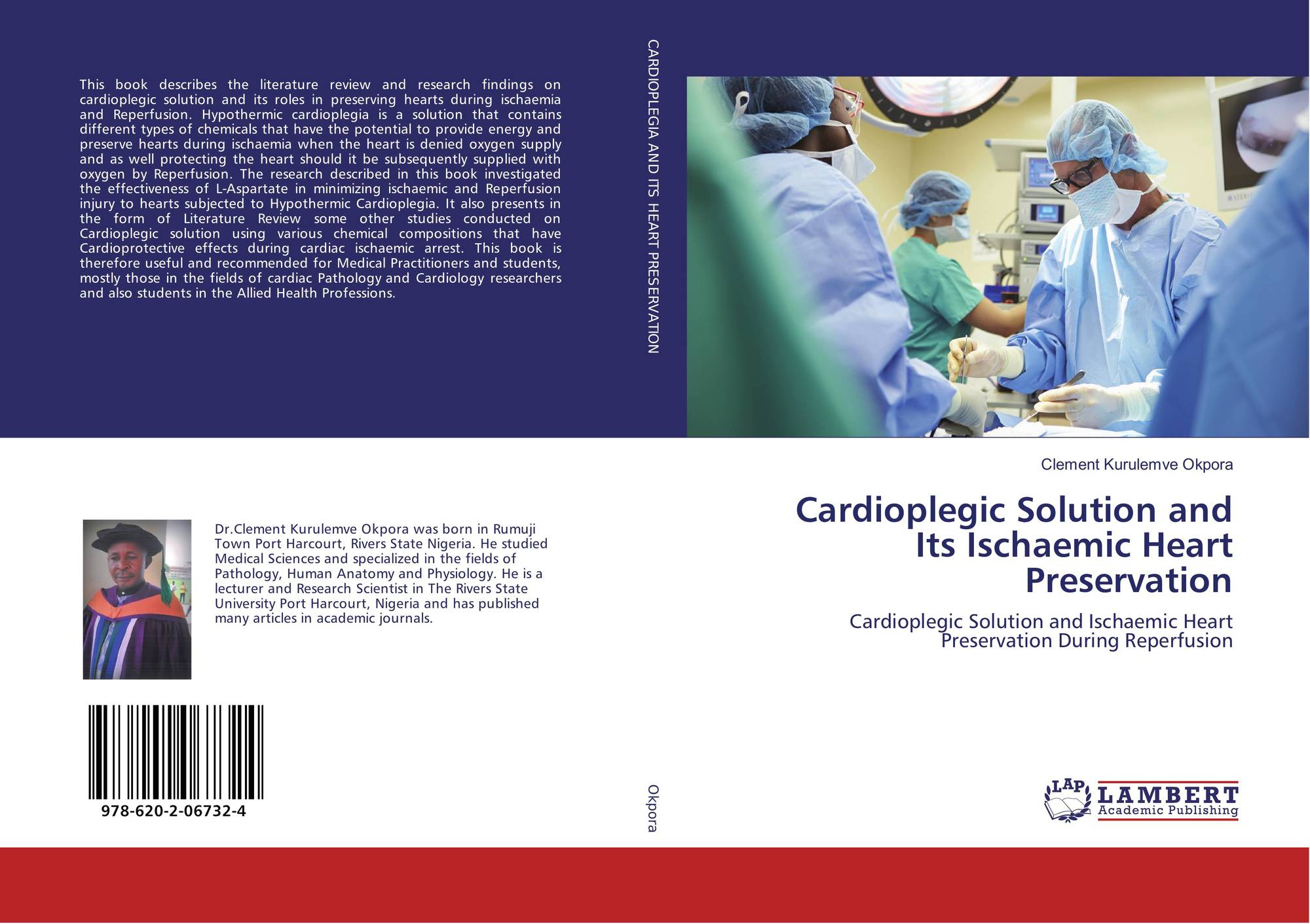 Cardioplegic Solution and Its Ischaemic Heart Preservation