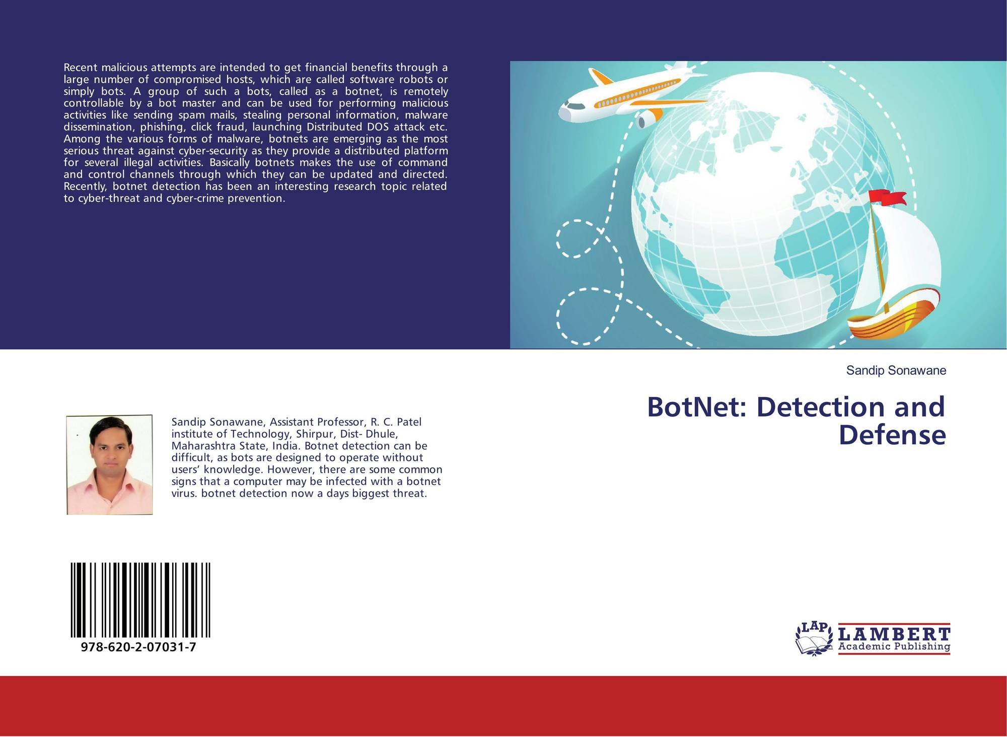 botnet detection and defense 978 620 2 07031 7 6202070315