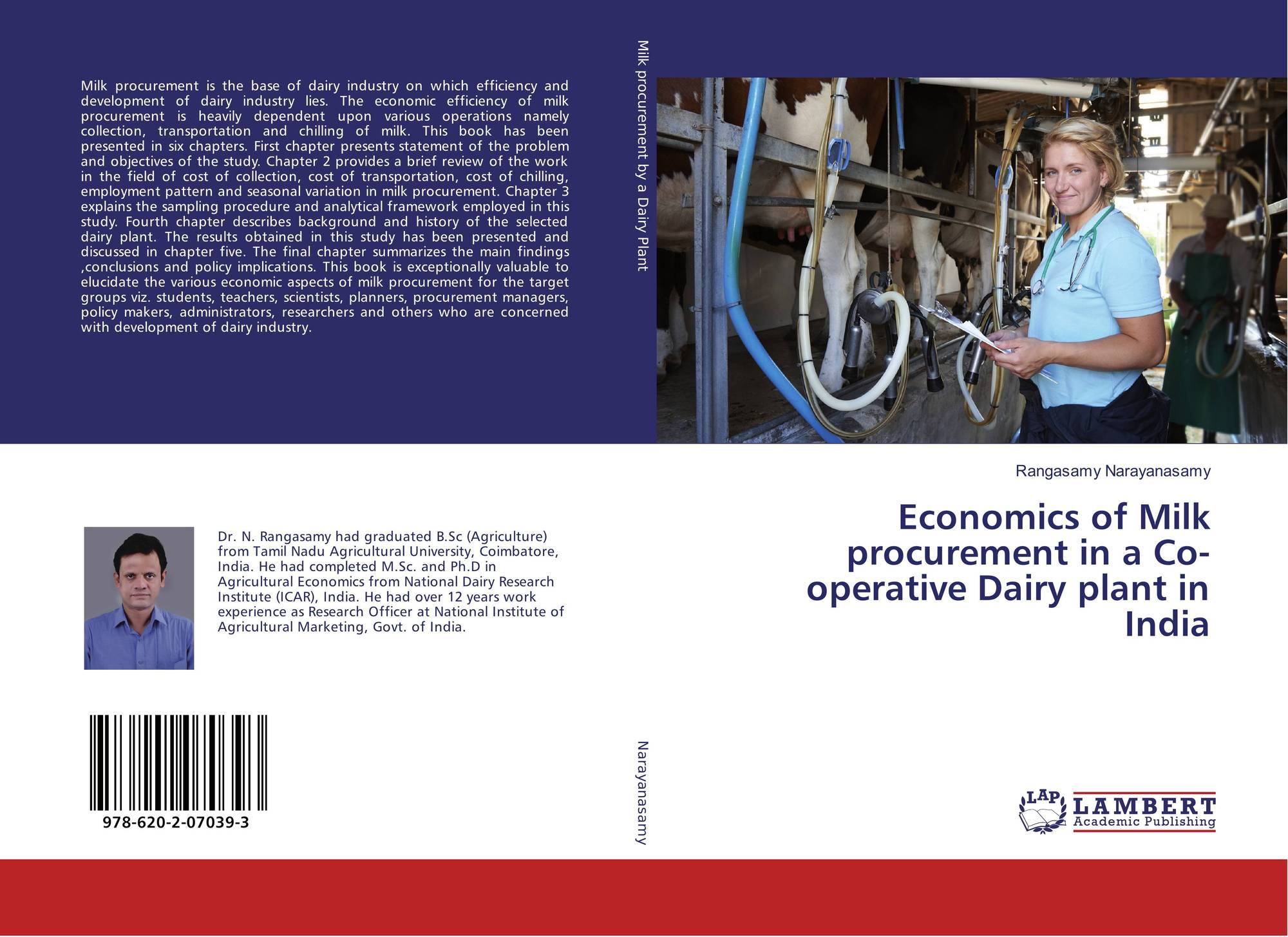 Economics of Milk procurement in a Co-operative Dairy plant