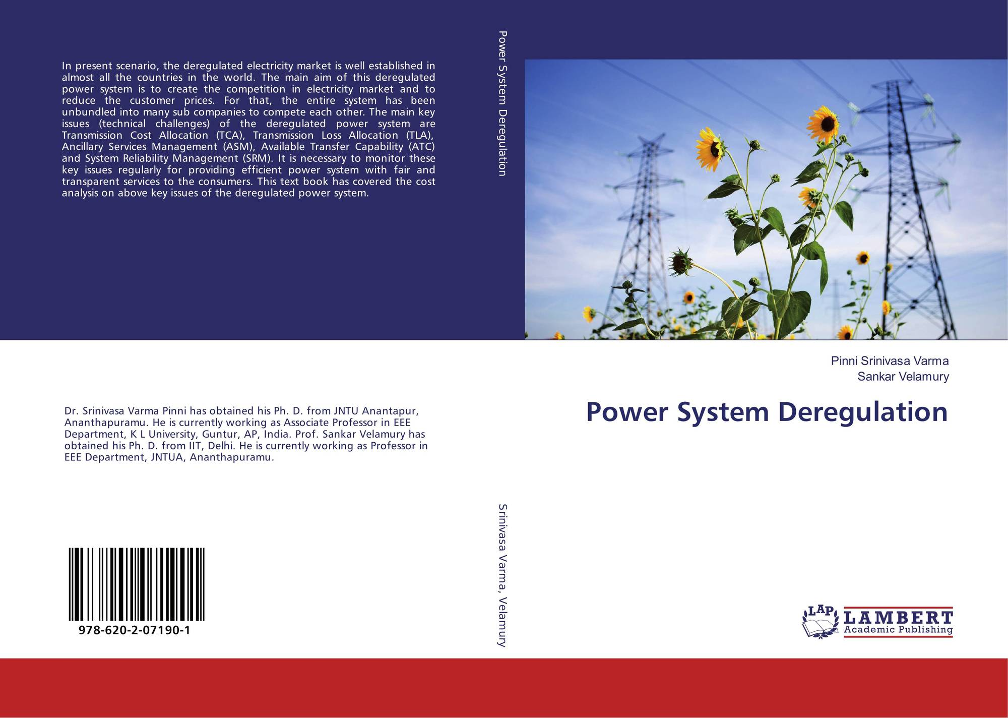 power system deregulation thesis Power electronics and power systems @ iit-i: (thesis submitted) power system deregulation | power system protection and security.