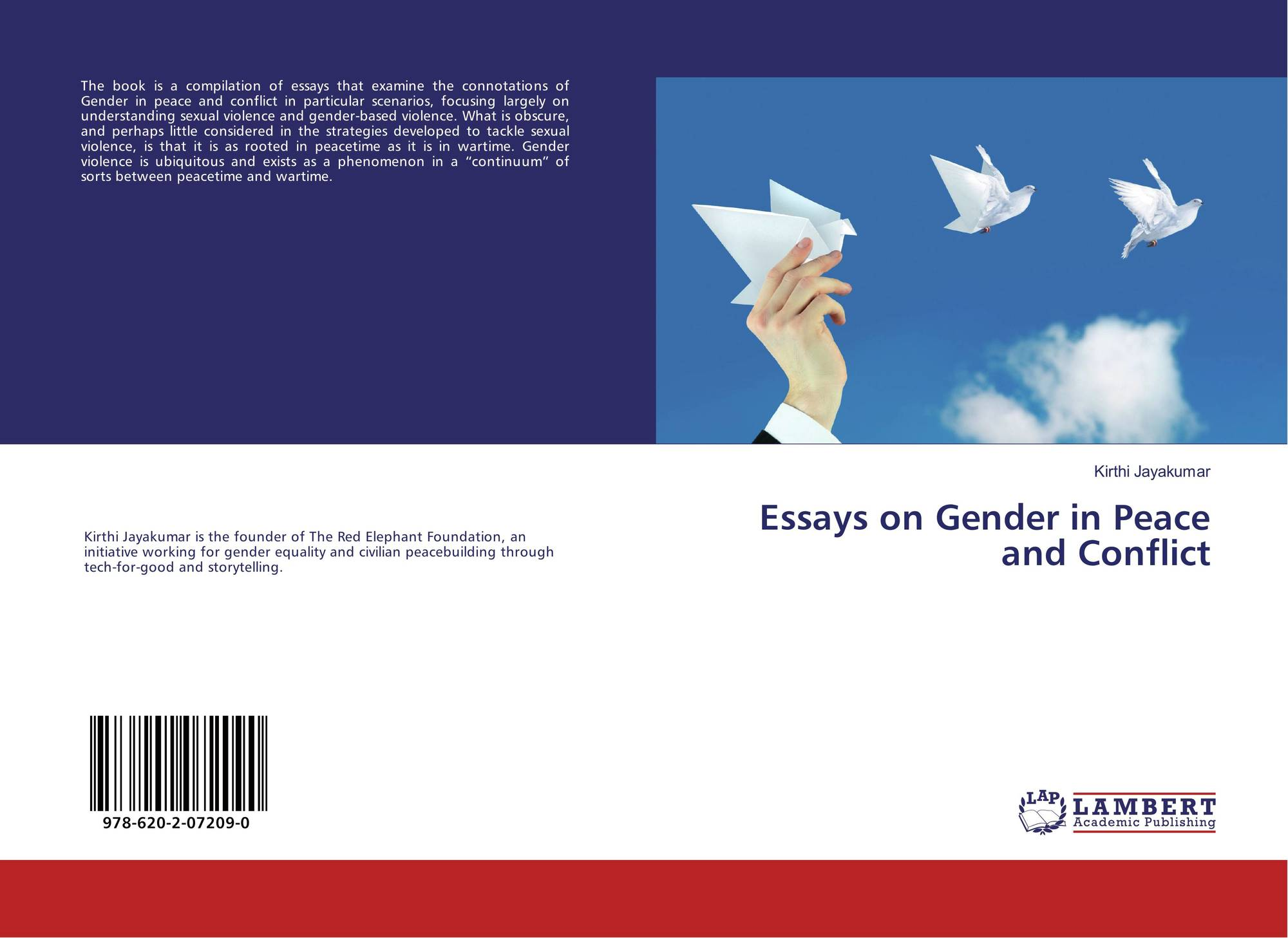 gender in translation essay Gender studies and translation studies are related in many different ways: both are trans-disciplinary fields that play roles in numerous other academic disciplines – in the social sciences, the humanities, in law and in medicine, as well as in commerce.
