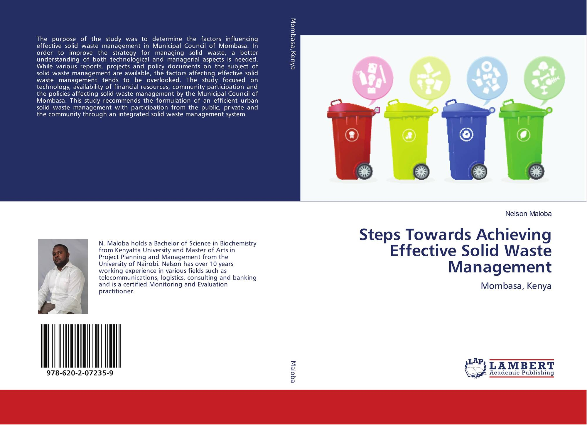 community participation in solid waste management Lauwo, h a (2005) prospects for community participation in solid waste management : a case of korogwe town council, tanga region, tanzania retrieved from .