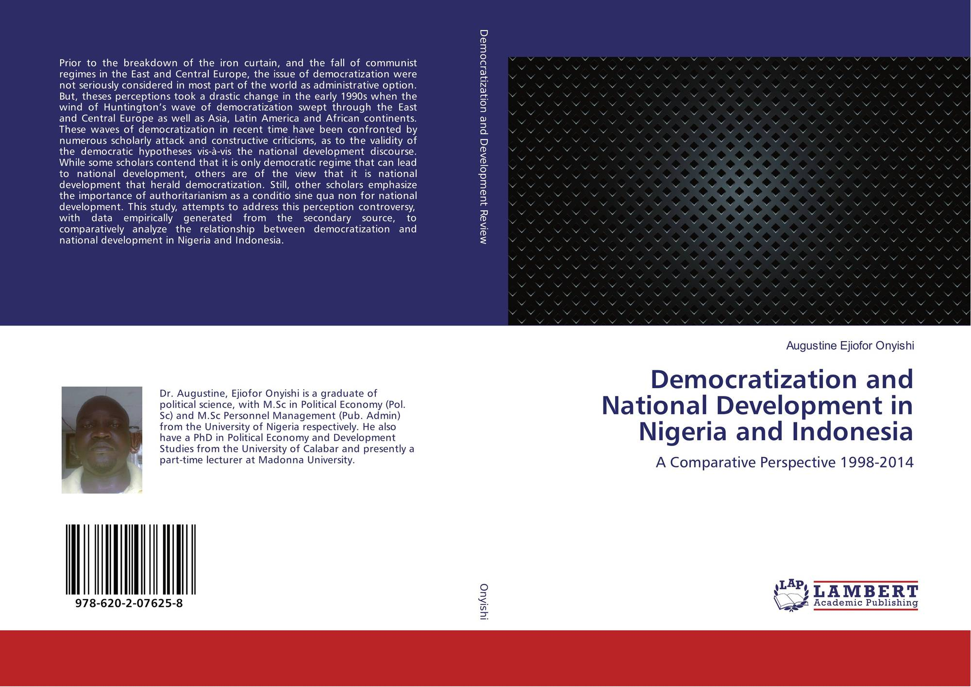 role of physics in national development in nigeria Impact of taxation on national development consideration is being placed on the role of tax policies in nigeria, the major source of.