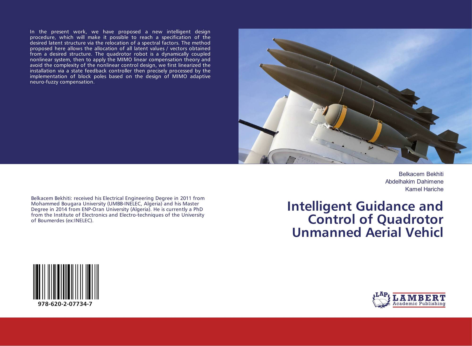 Guidance and control air force