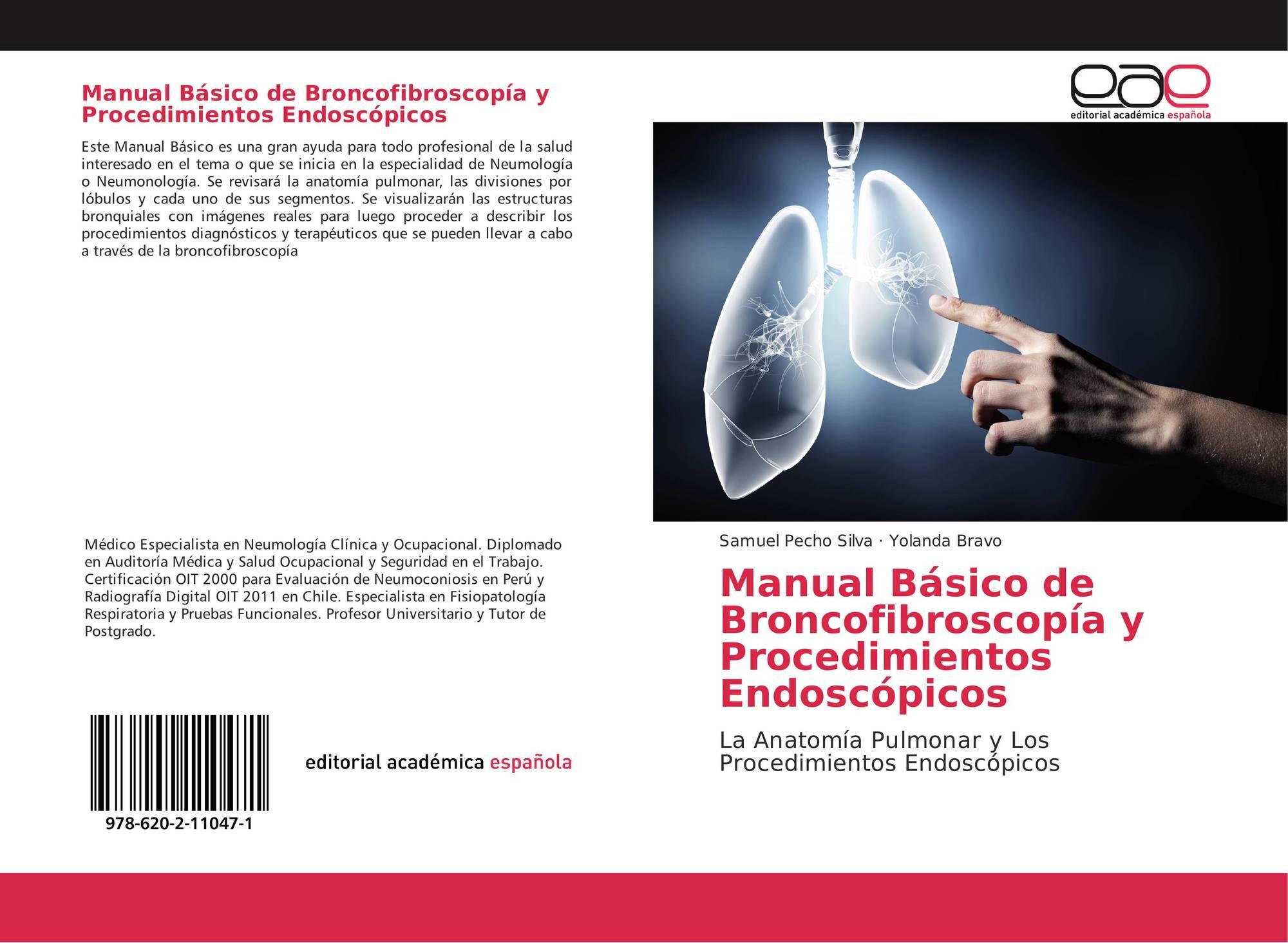 Manual Básico de Broncofibroscopía y Procedimientos Endoscópicos ...