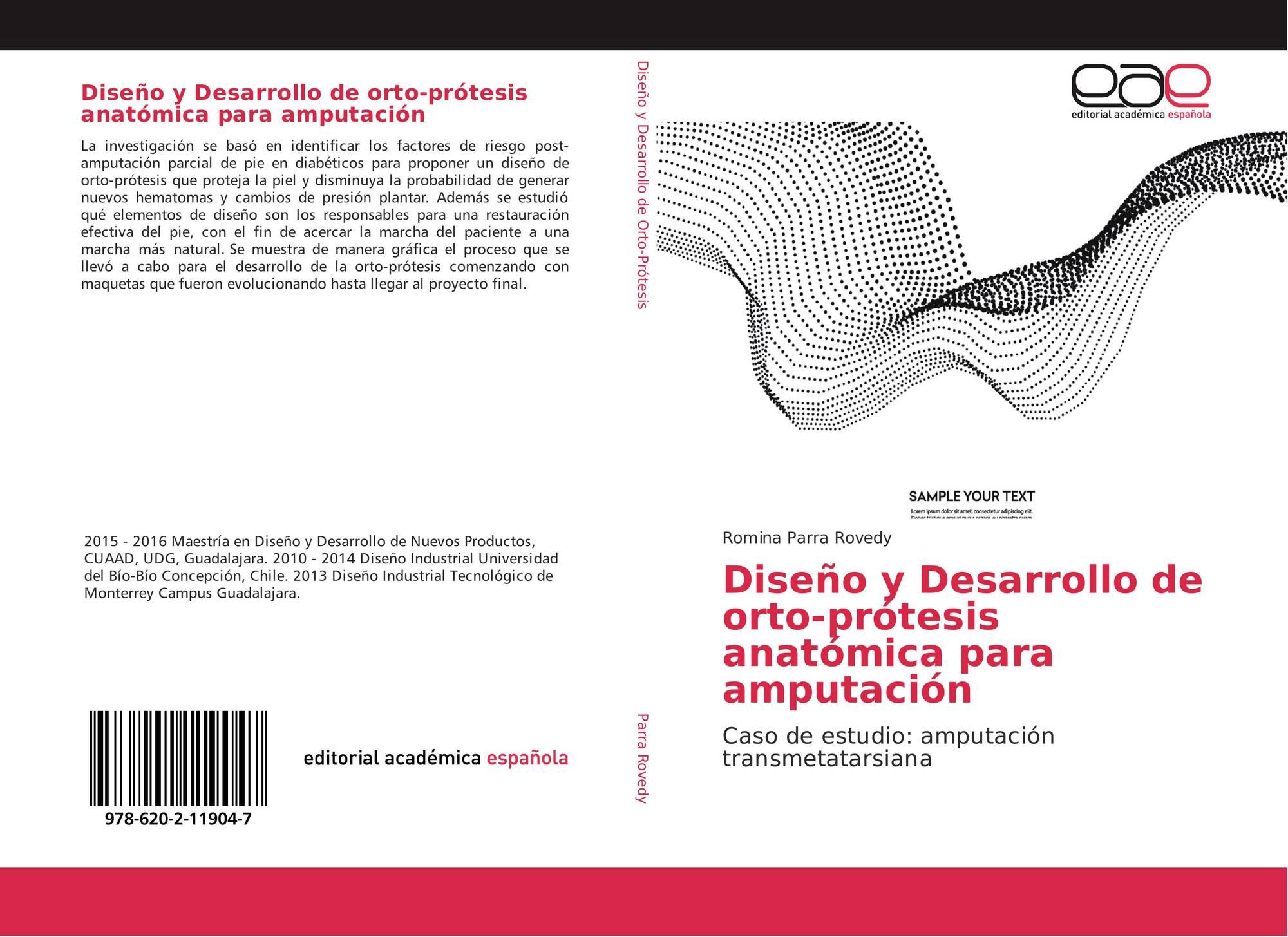 prótesis de amputación de diabetes